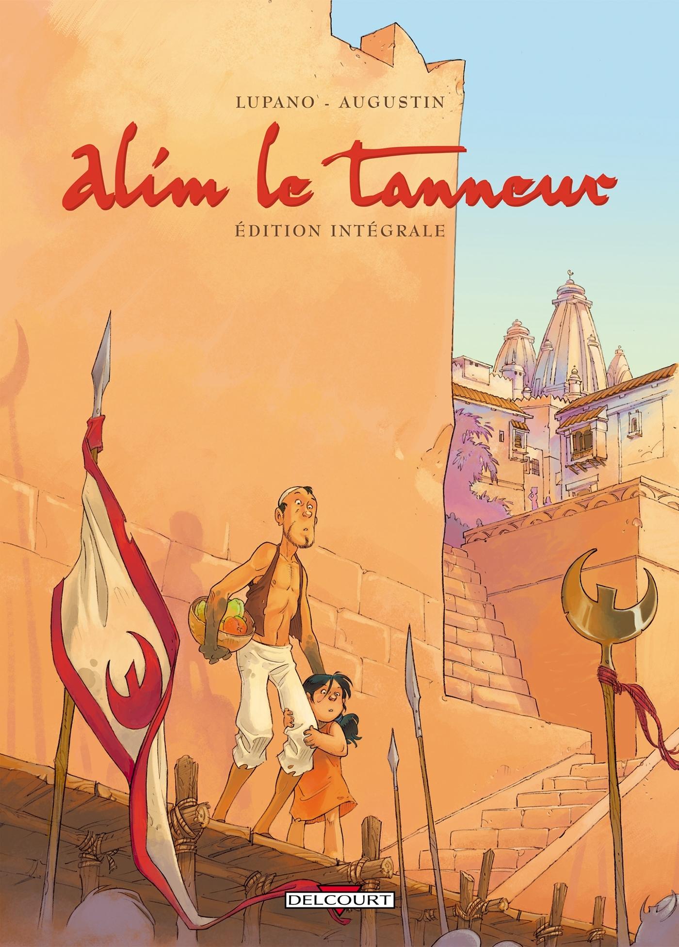 ALIM LE TANNEUR - INTEGRALE