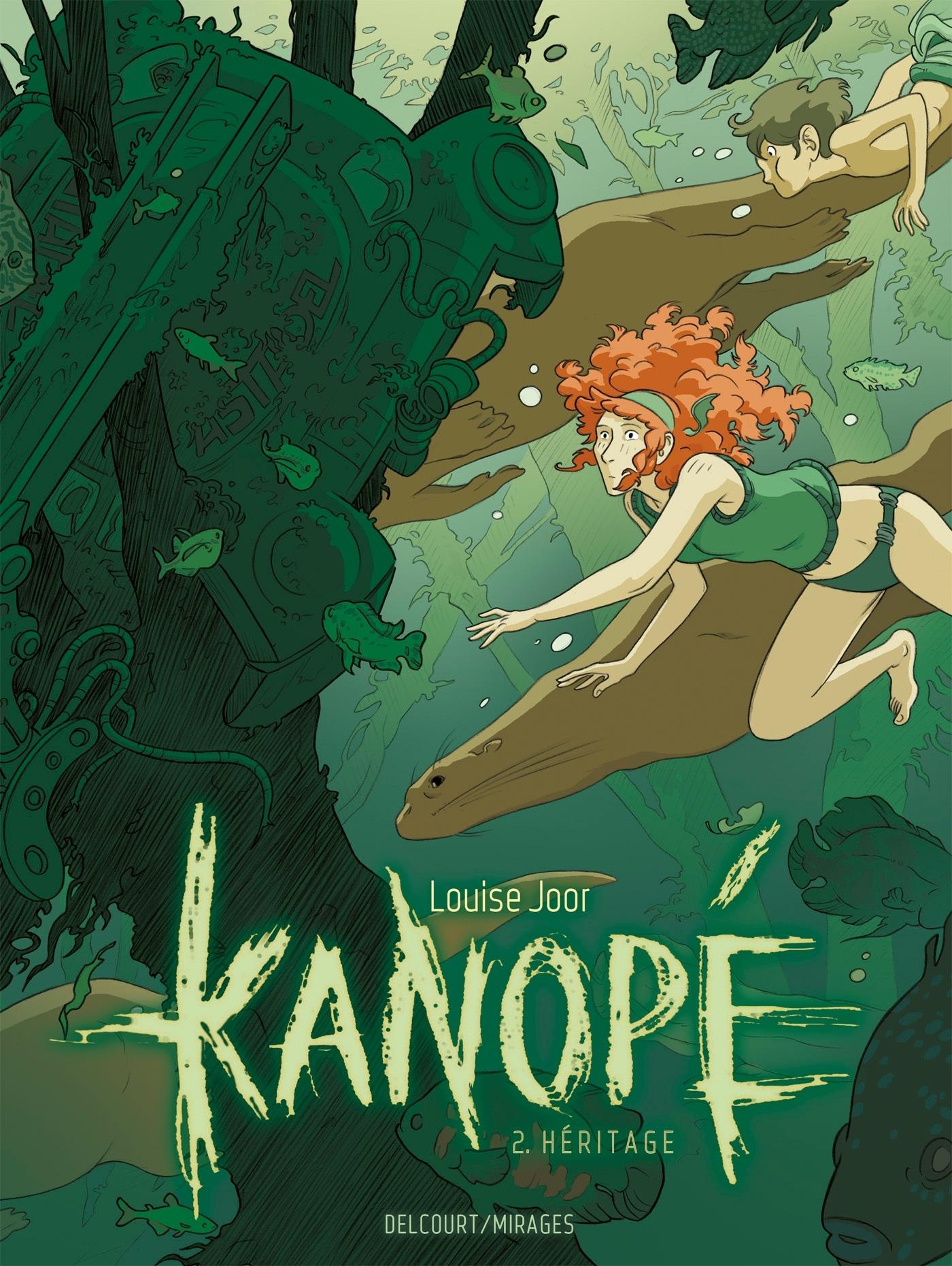 KANOPE - T02 - KANOPE 02. HERITAGE