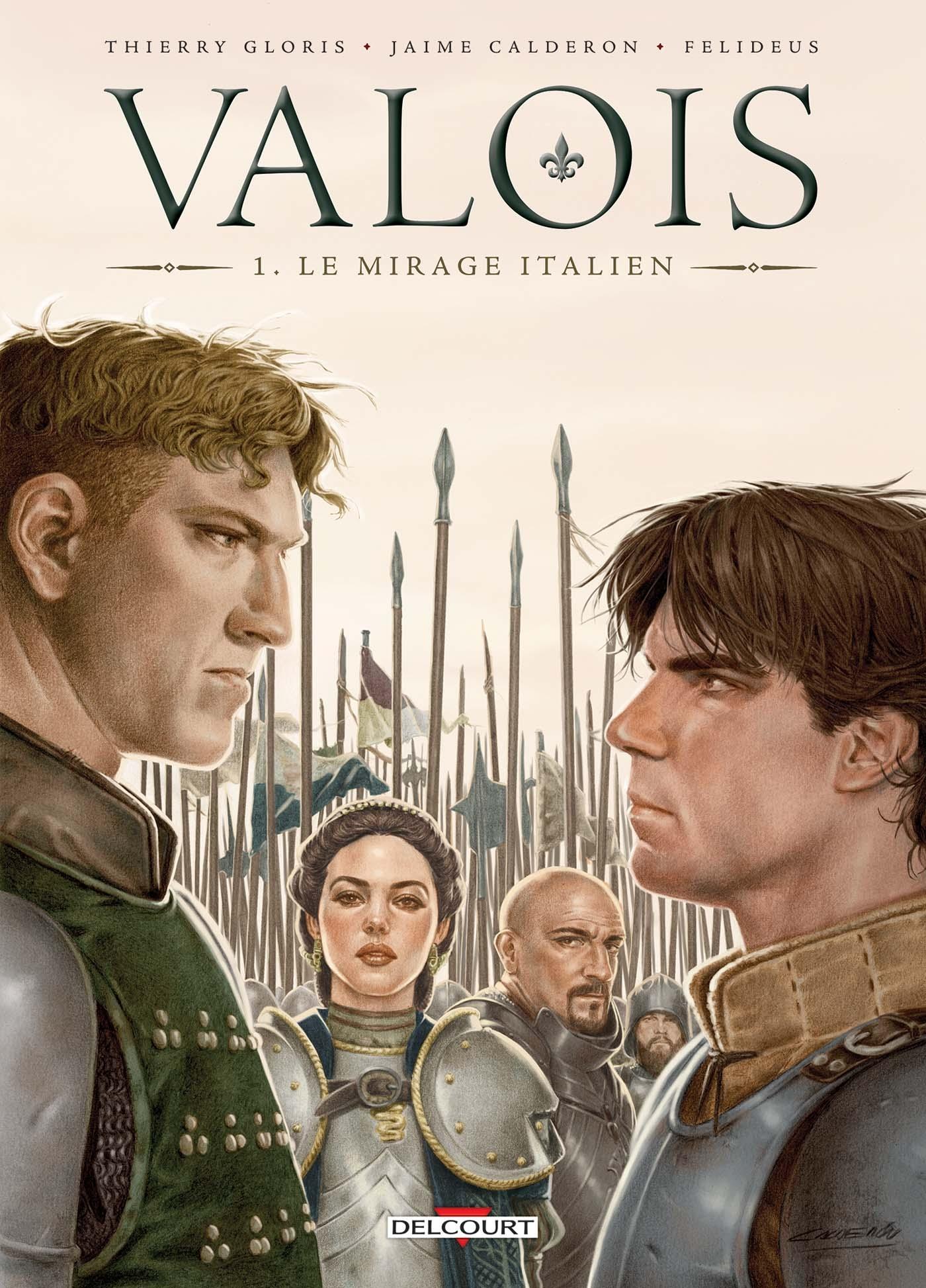 VALOIS T01 - LE MIRAGE ITALIEN