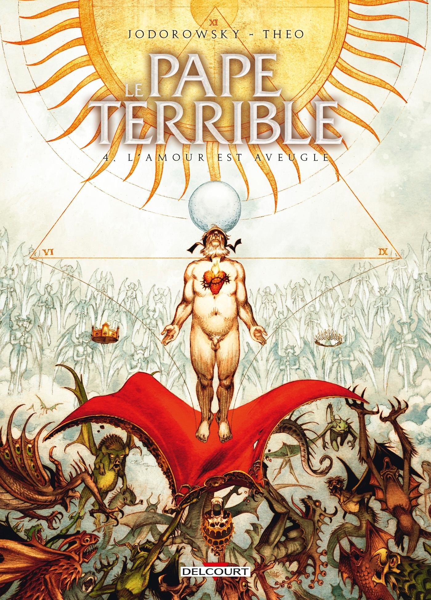 LE PAPE TERRIBLE - T04 - LE PAPE TERRIBLE 4