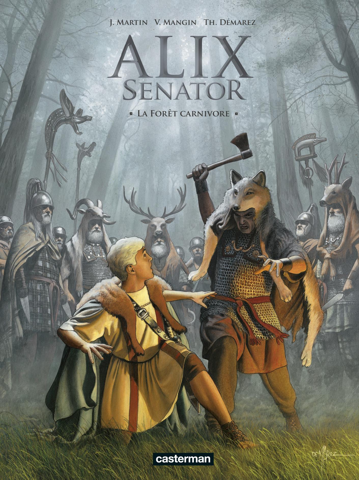 ALIX SENATOR - T10 - LA FORET CARNIVORE