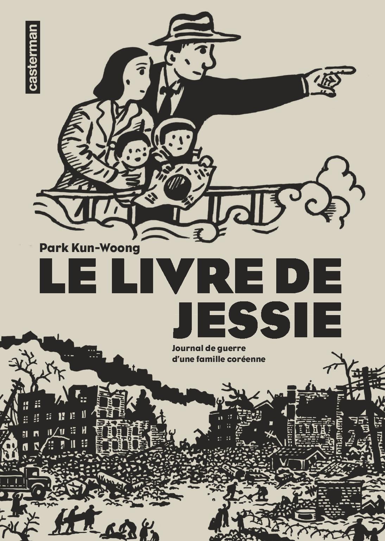 JOURNAL DE GUERRE D'UNE FAMILLE COREENNE