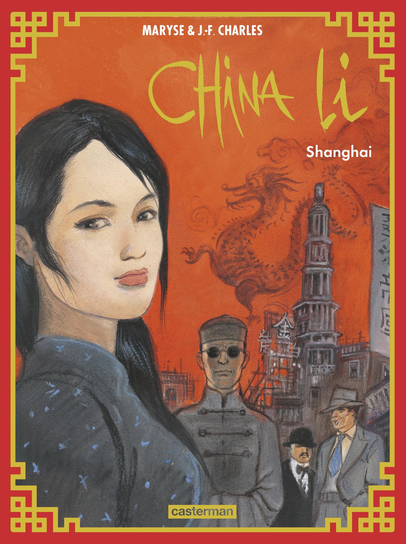 CHINA LI - T1 - SHANGHAI