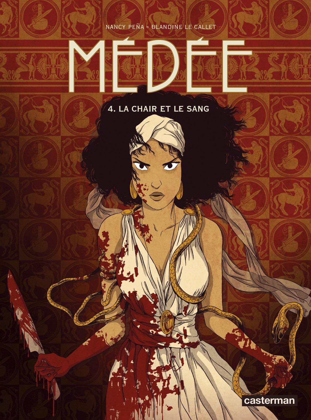 MEDEE - T04 - LA CHAIR ET LE SANG
