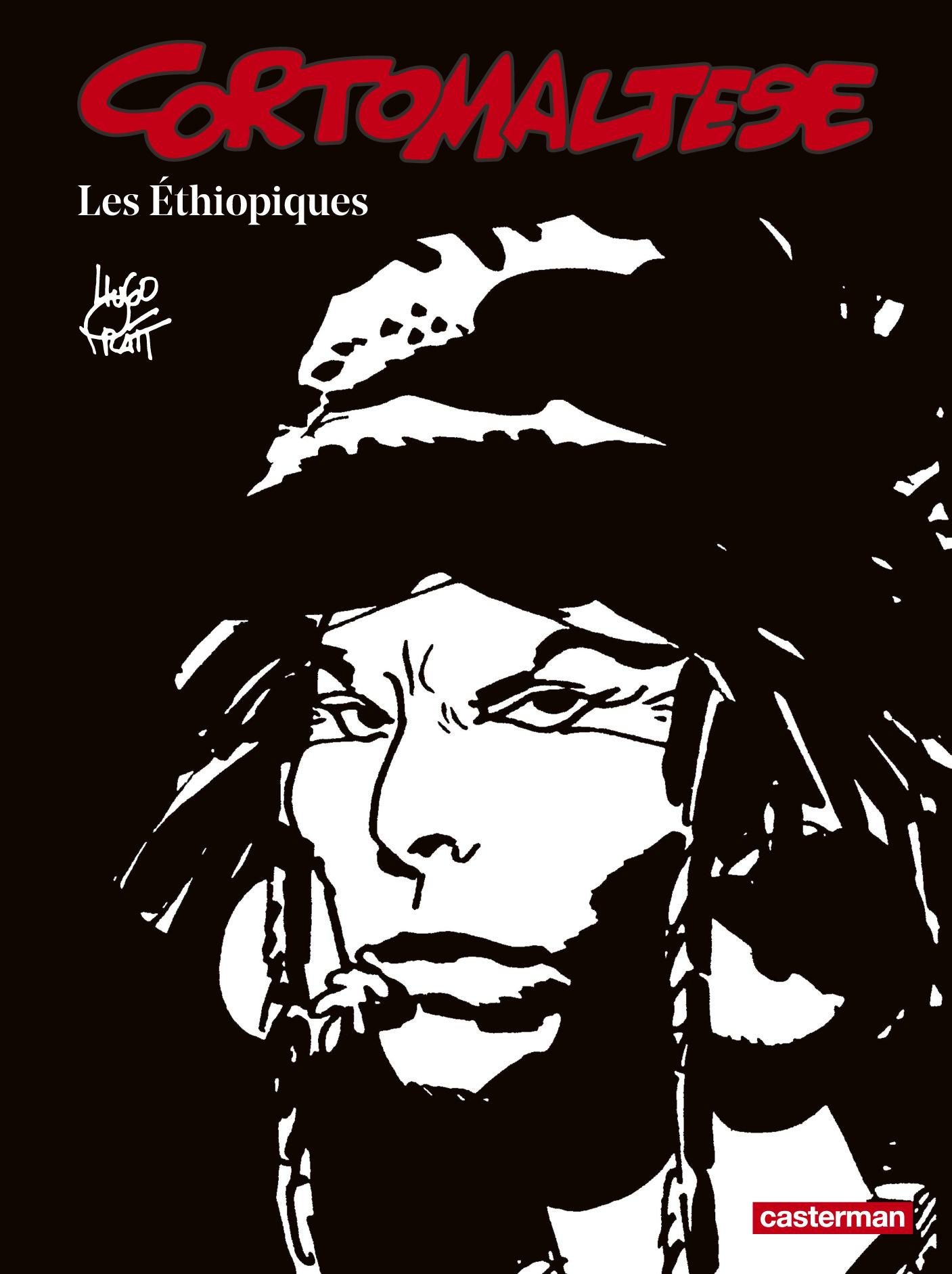 LES ETHIOPIQUES - CORTO MALTESE - T5