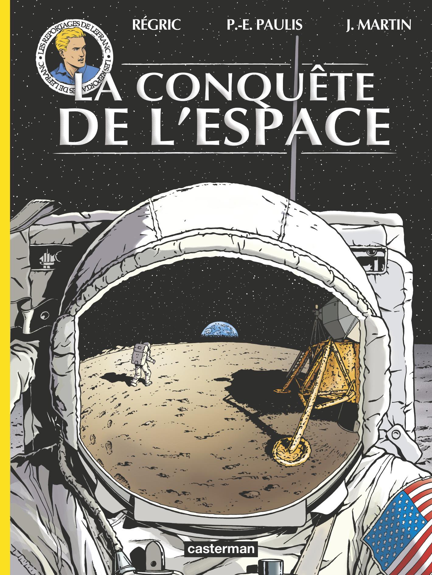 LA CONQUETE DE L'ESPACE - REPORTAGES DE LEFRANC