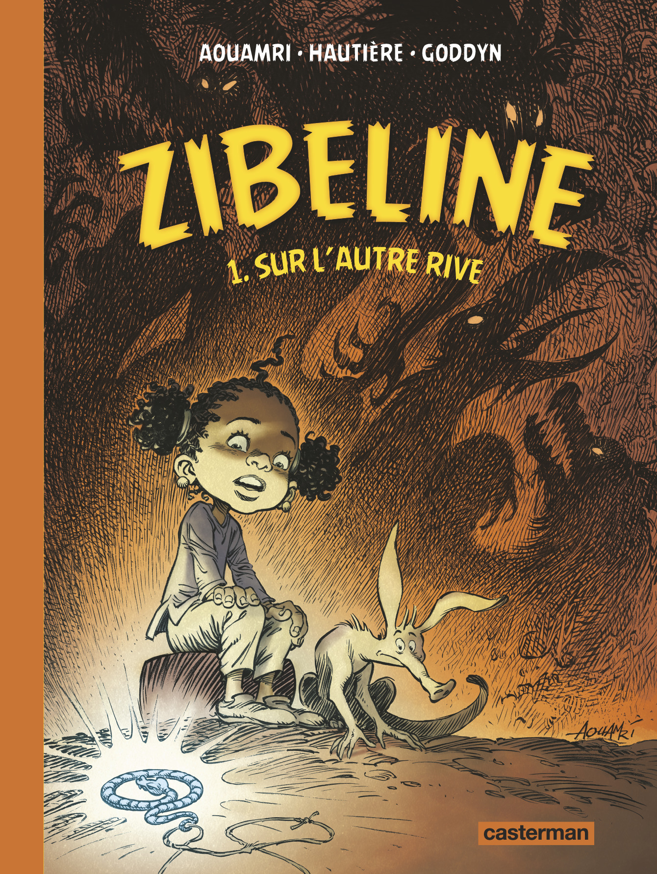 ZIBELINE - T01 - SUR L'AUTRE RIVE