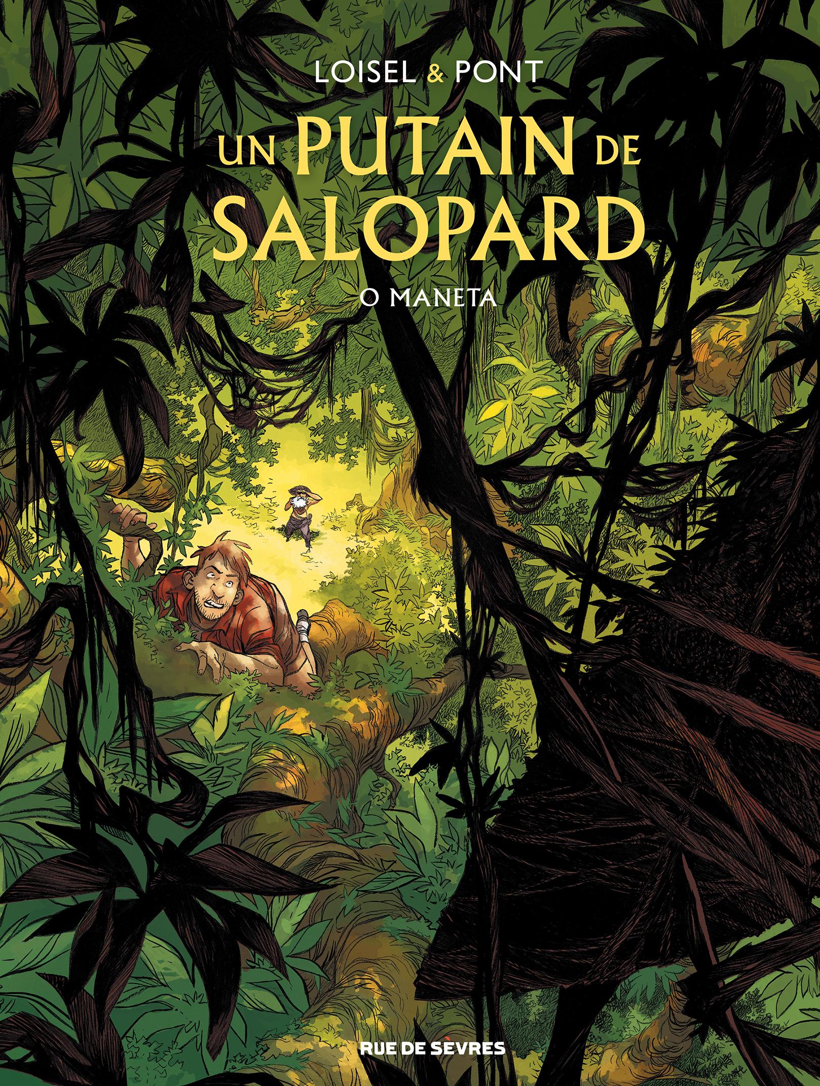 PUTAIN DE SALOPARD TOME 2 (UN)