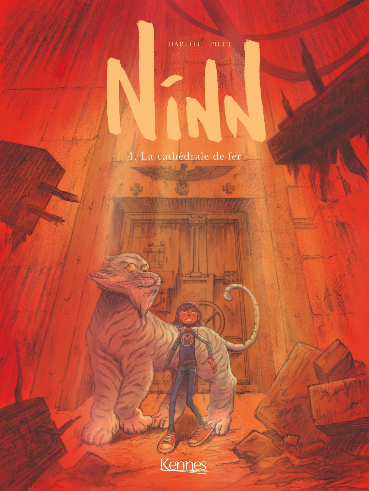 NINN T04 - LA CATHEDRALE DE FER