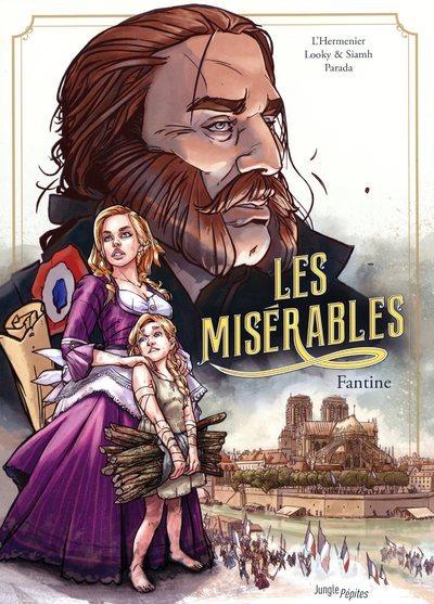 LES MISERABLES - TOME 1 FANTINE - VOL01