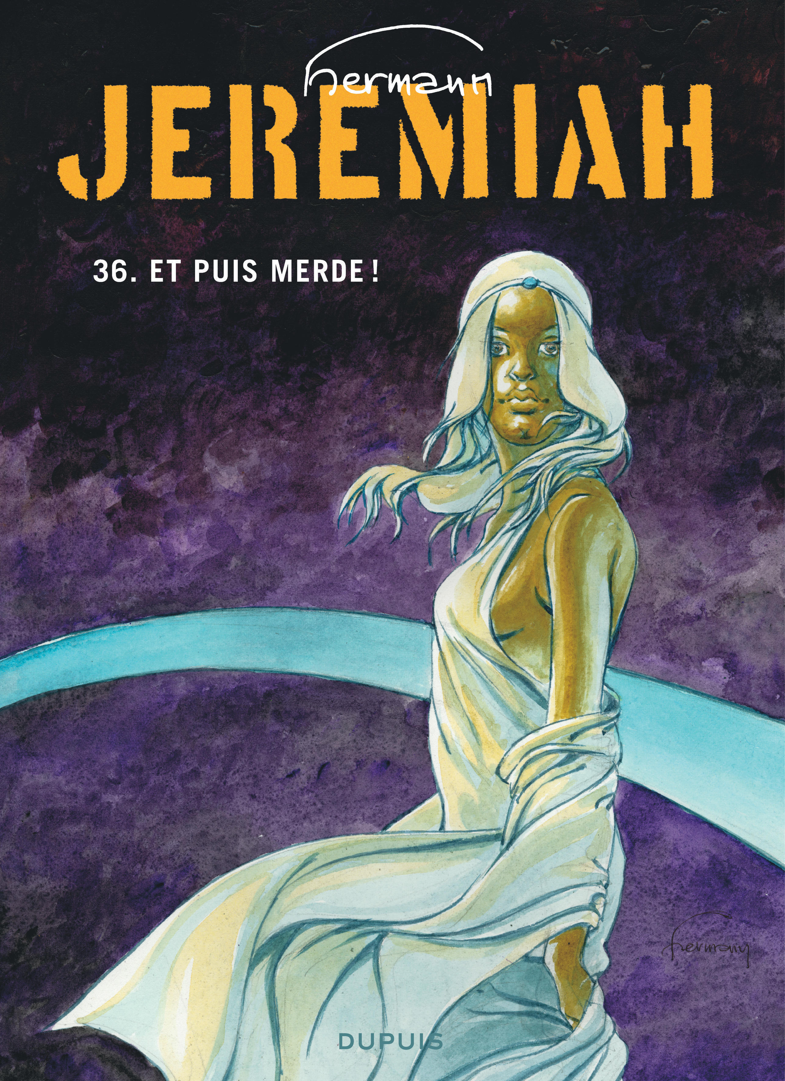 JEREMIAH - TOME 36 - ET PUIS MERDE - JEREMIAH (DUPUIS)