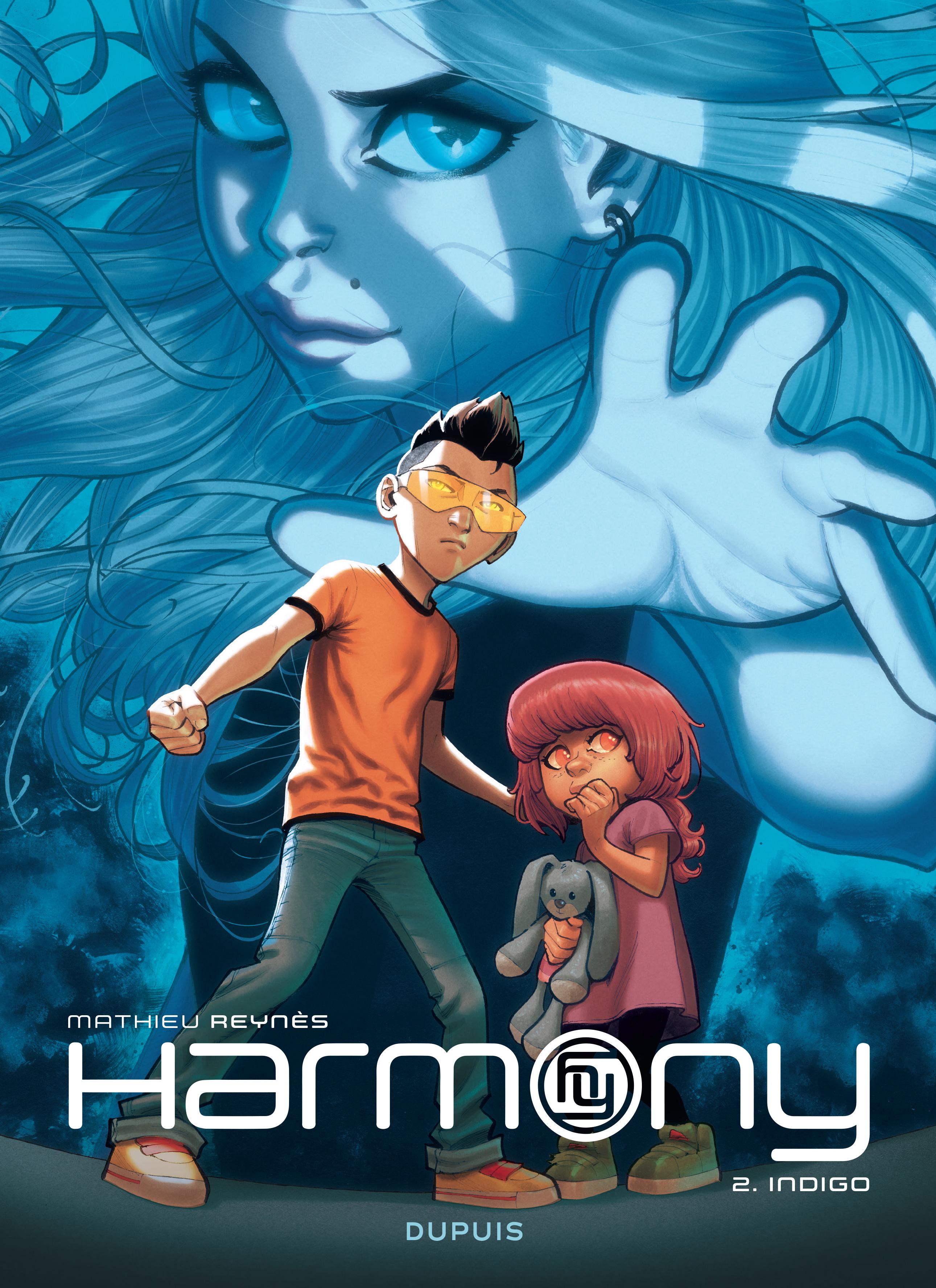 HARMONY - TOME 2 - INDIGO (REEDITION)