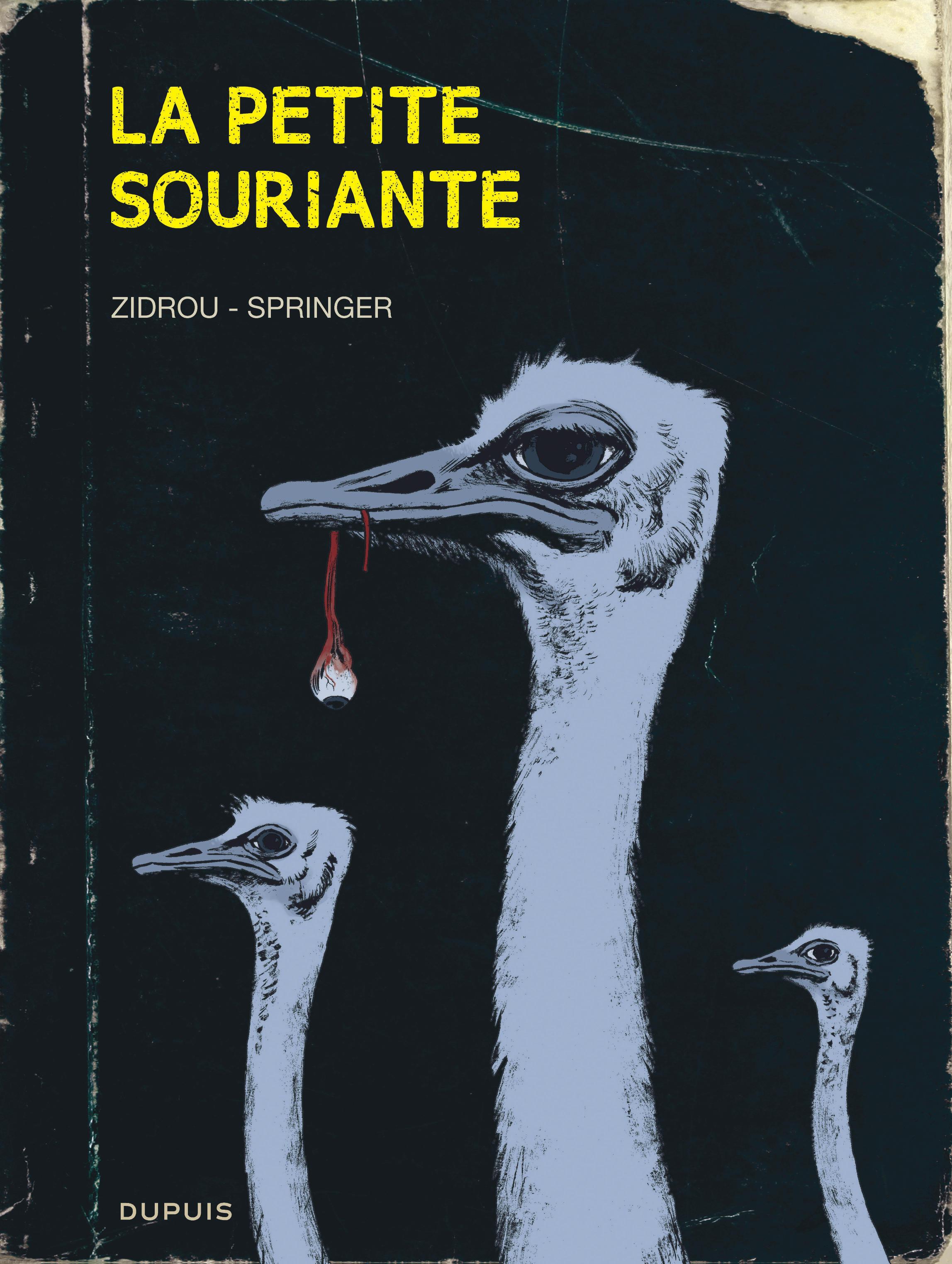 LA PETITE SOURIANTE - TOME 0 - LA PETITE SOURIANTE