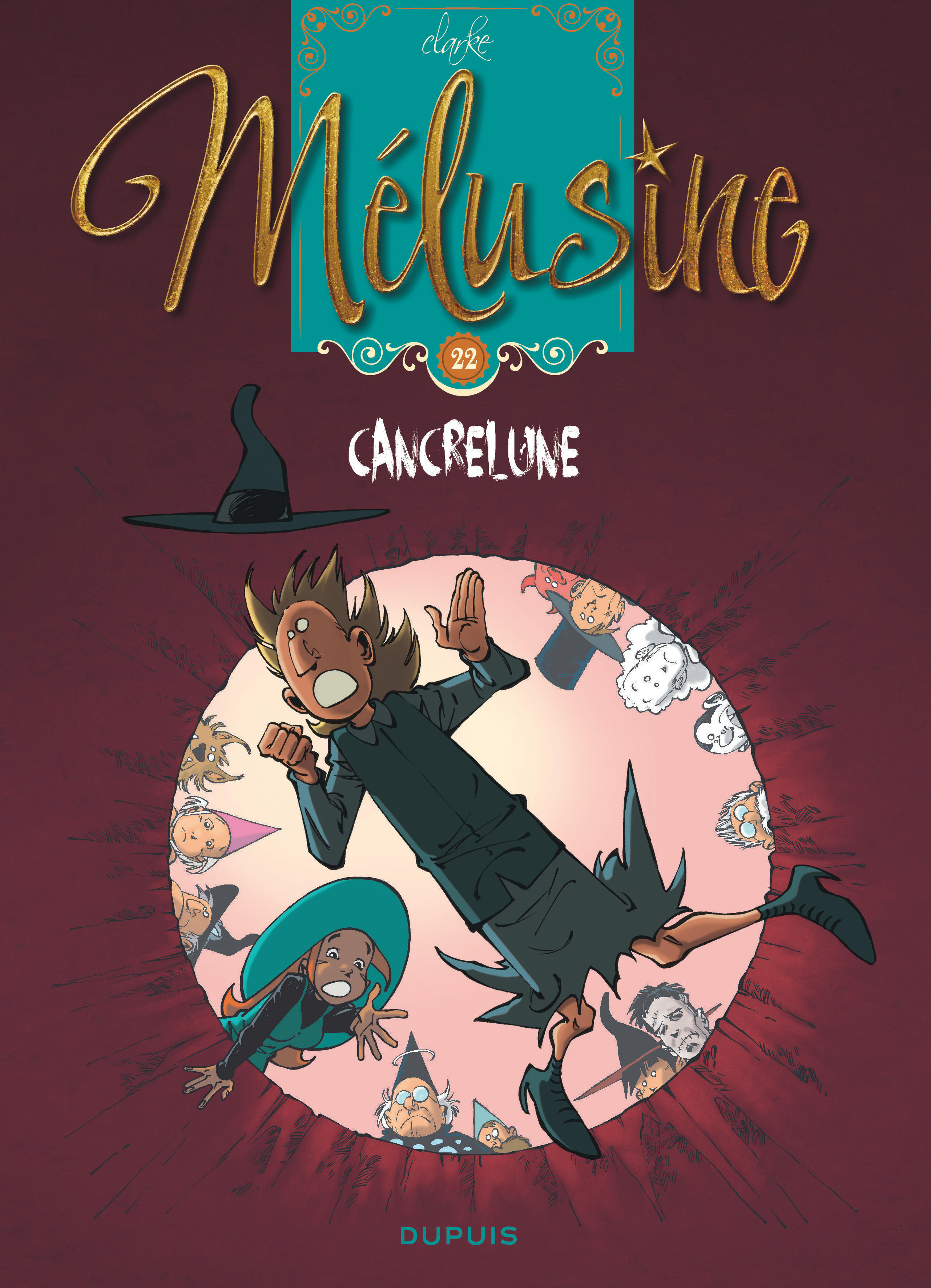 MELUSINE - TOME 22 - CANCRELUNE