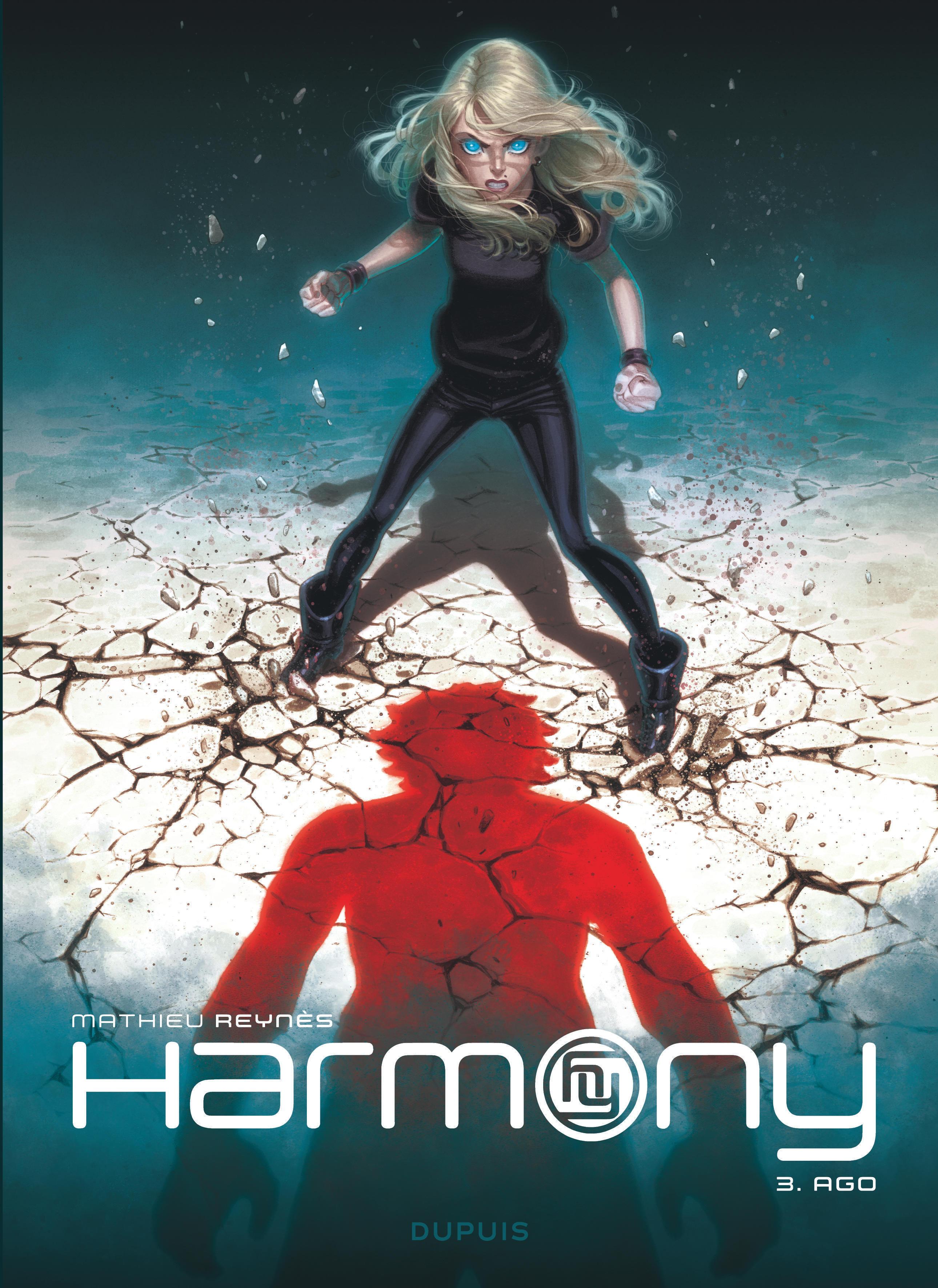 HARMONY - T3 - AGO