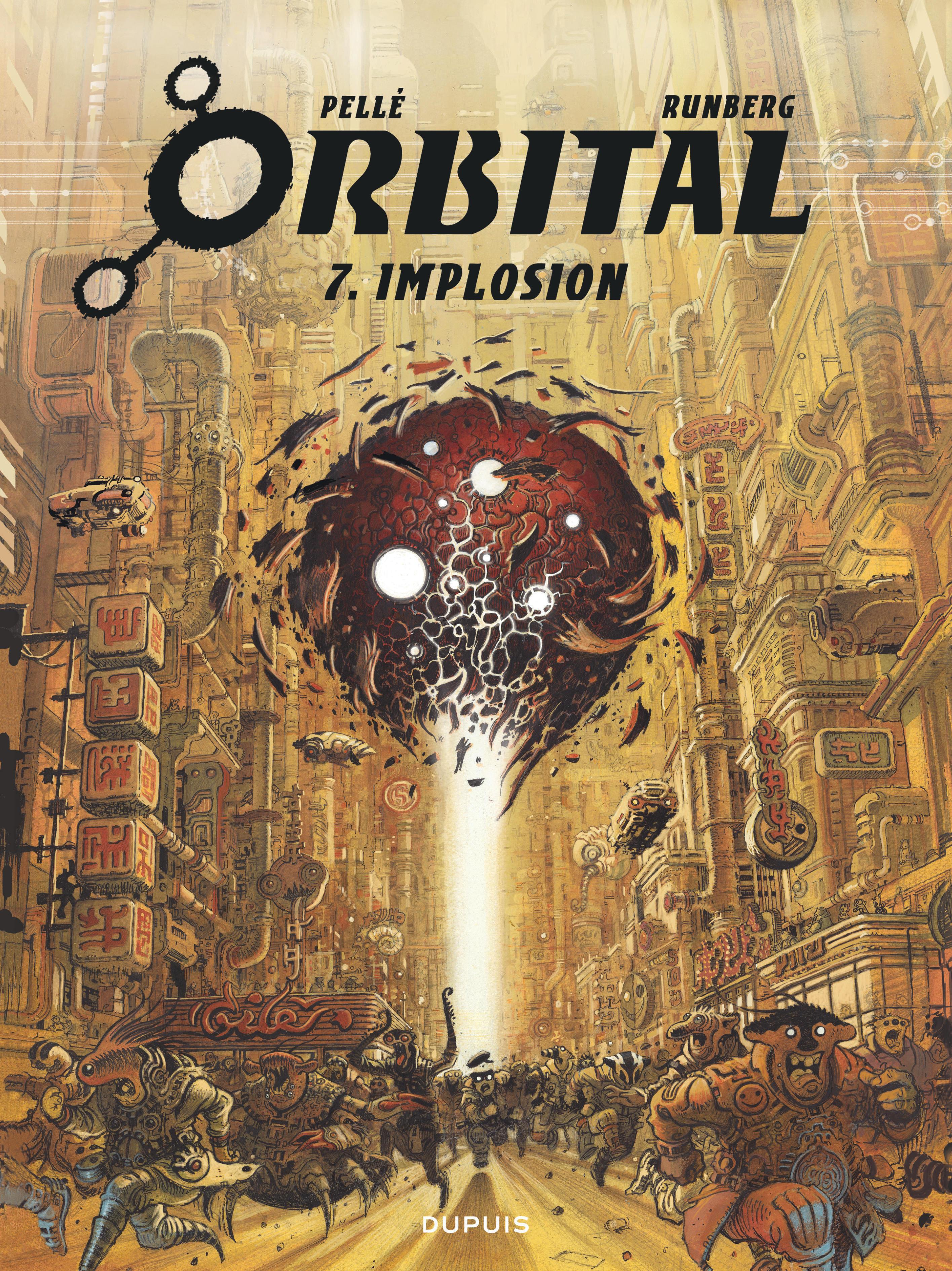 IMPLOSION - ORBITAL - T7
