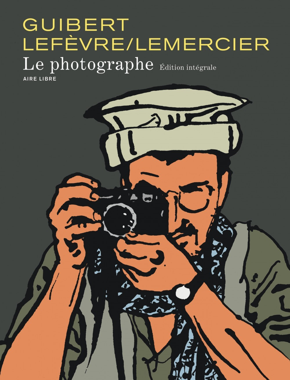 PHOTOGRAPHE (INTEGRALE) - LE PHOTOGRAPHE - L'INTEGRALE - TOME 1 - LE PHOTOGRAPHE NOUVELLE INTEGRALE