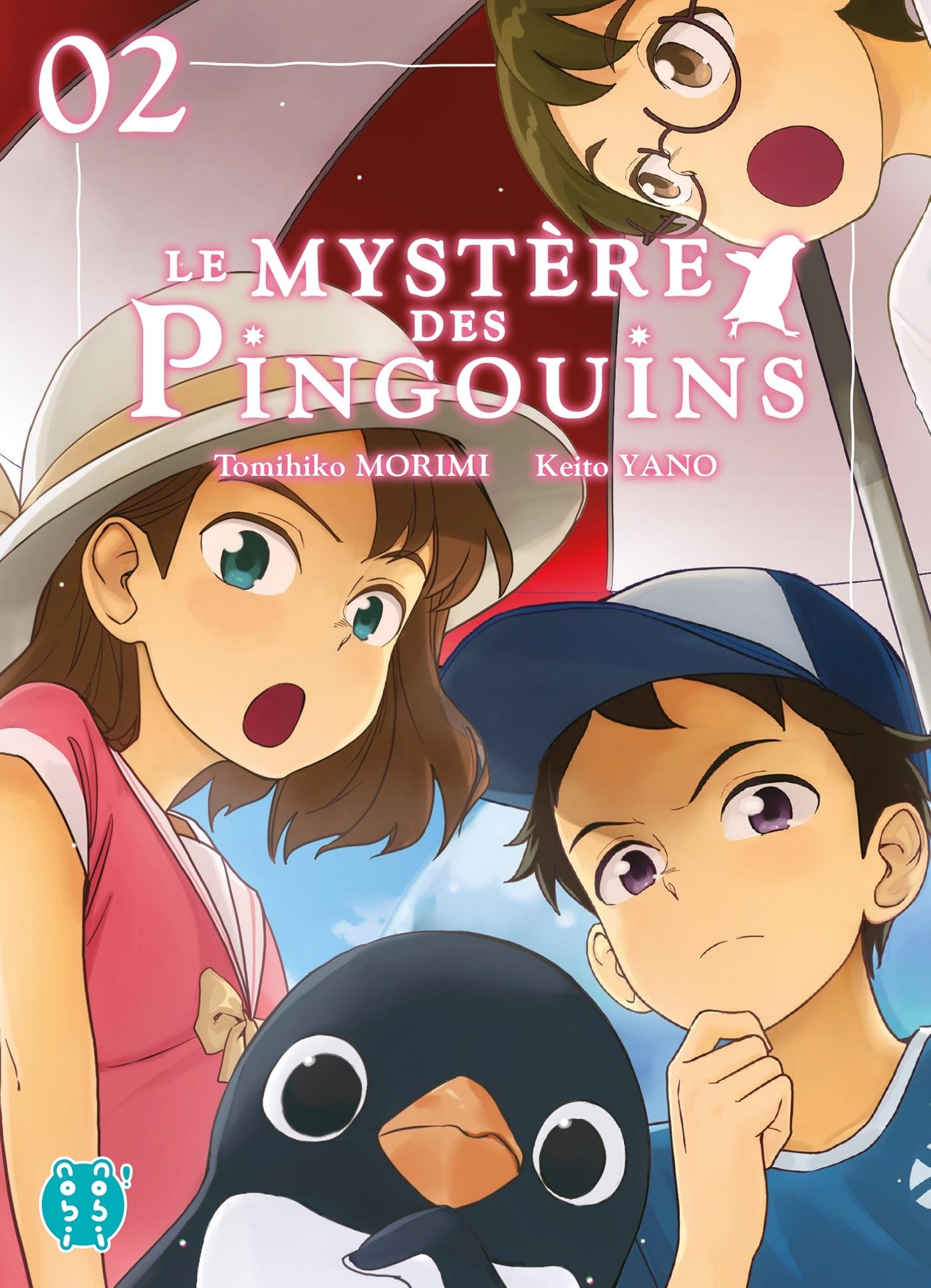 PENGUIN HIGHWAY - LE MYSTERE DES PINGOUINS T02