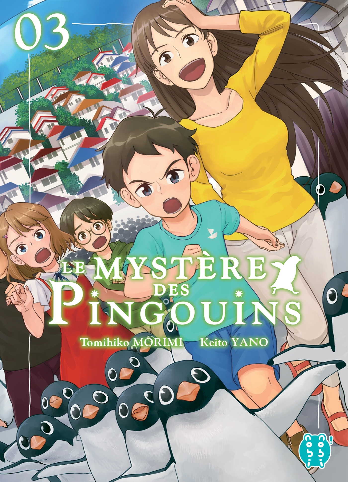 PENGUIN HIGHWAY - LE MYSTERE DES PINGOUINS T03