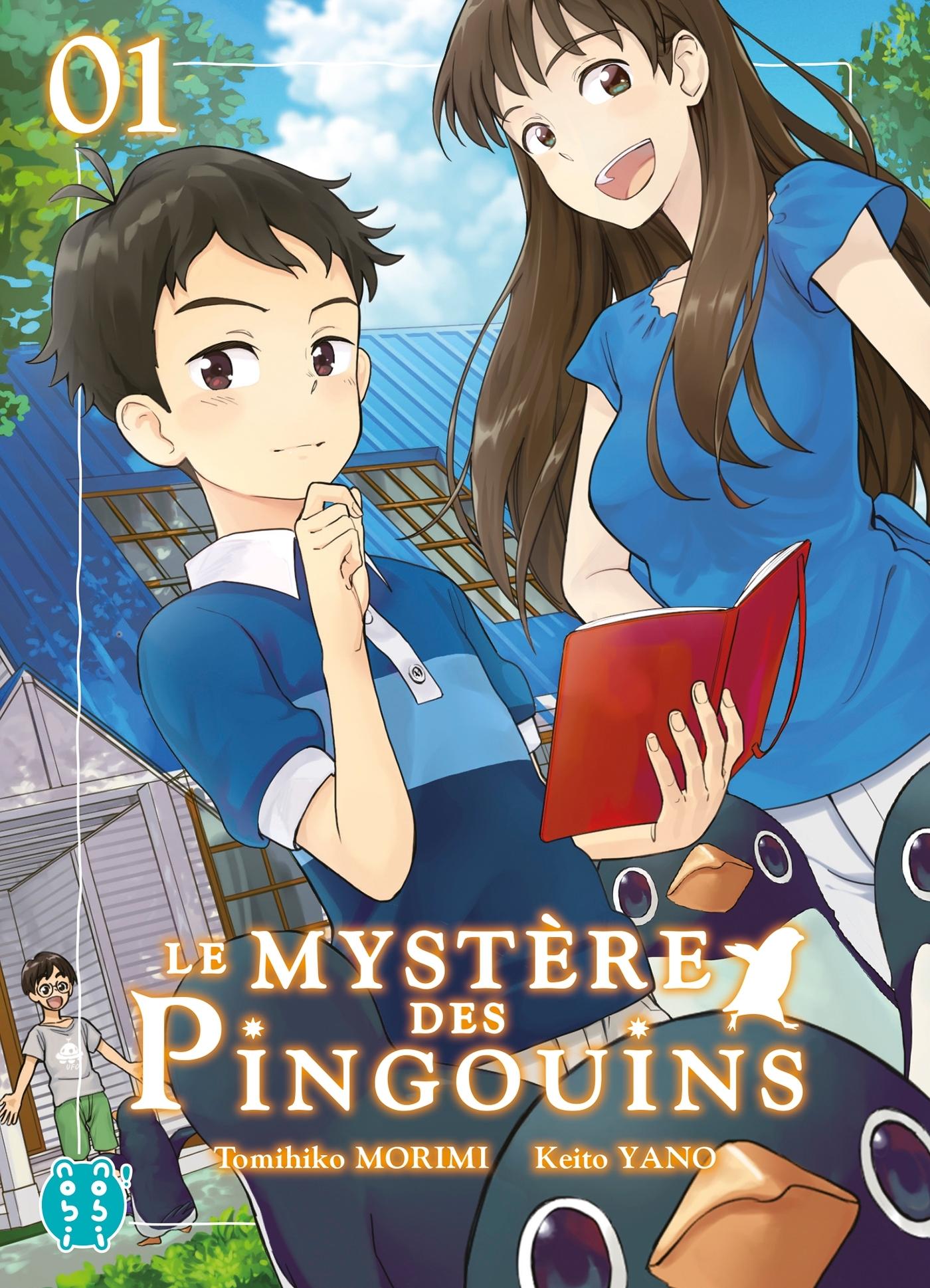 PENGUIN HIGHWAY - LE MYSTERE DES PINGOUINS T01