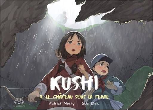 KUSHI T3-LE CHATEAU SOUS LA TERRE