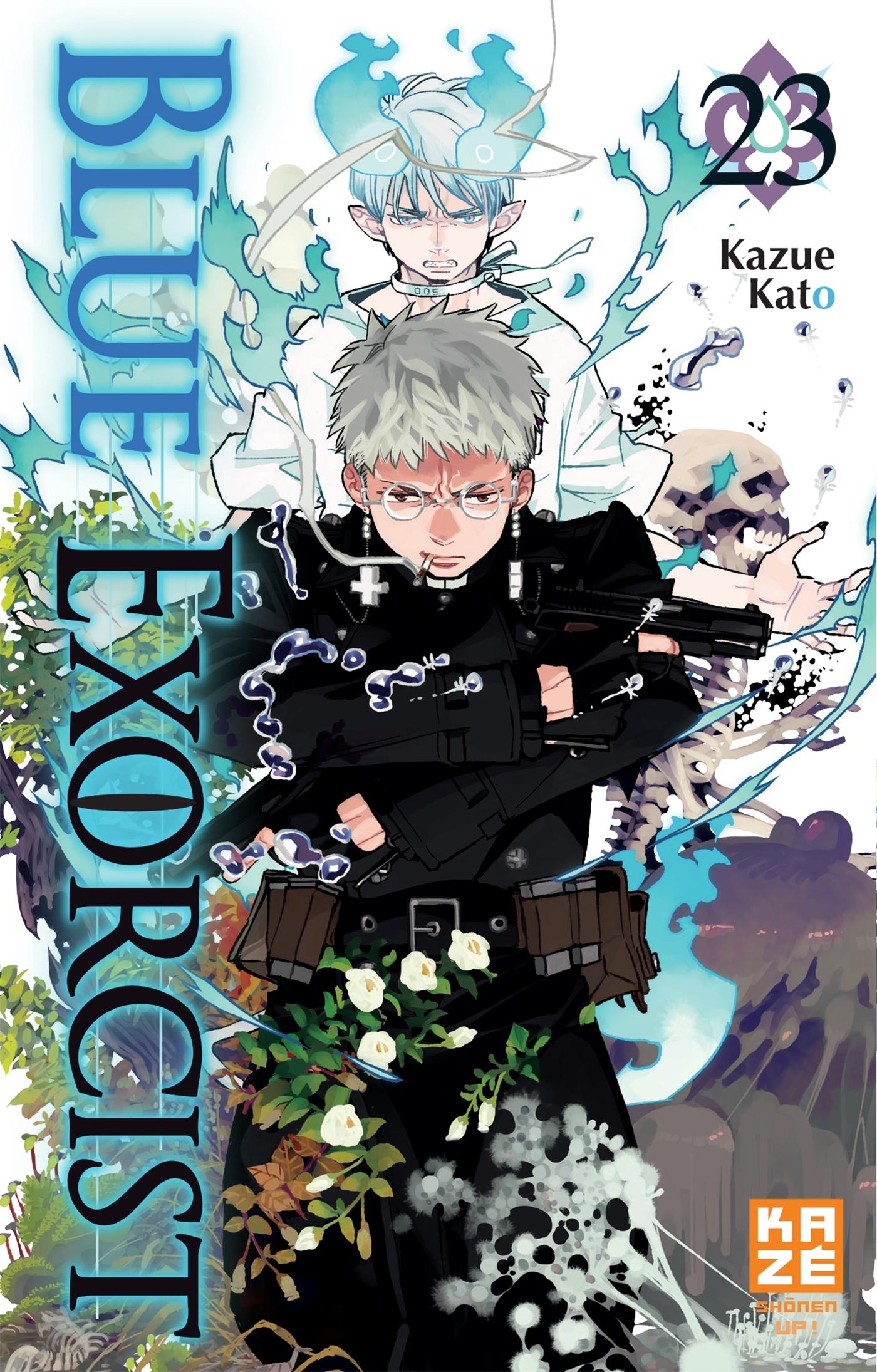 BLUE EXORCIST T23