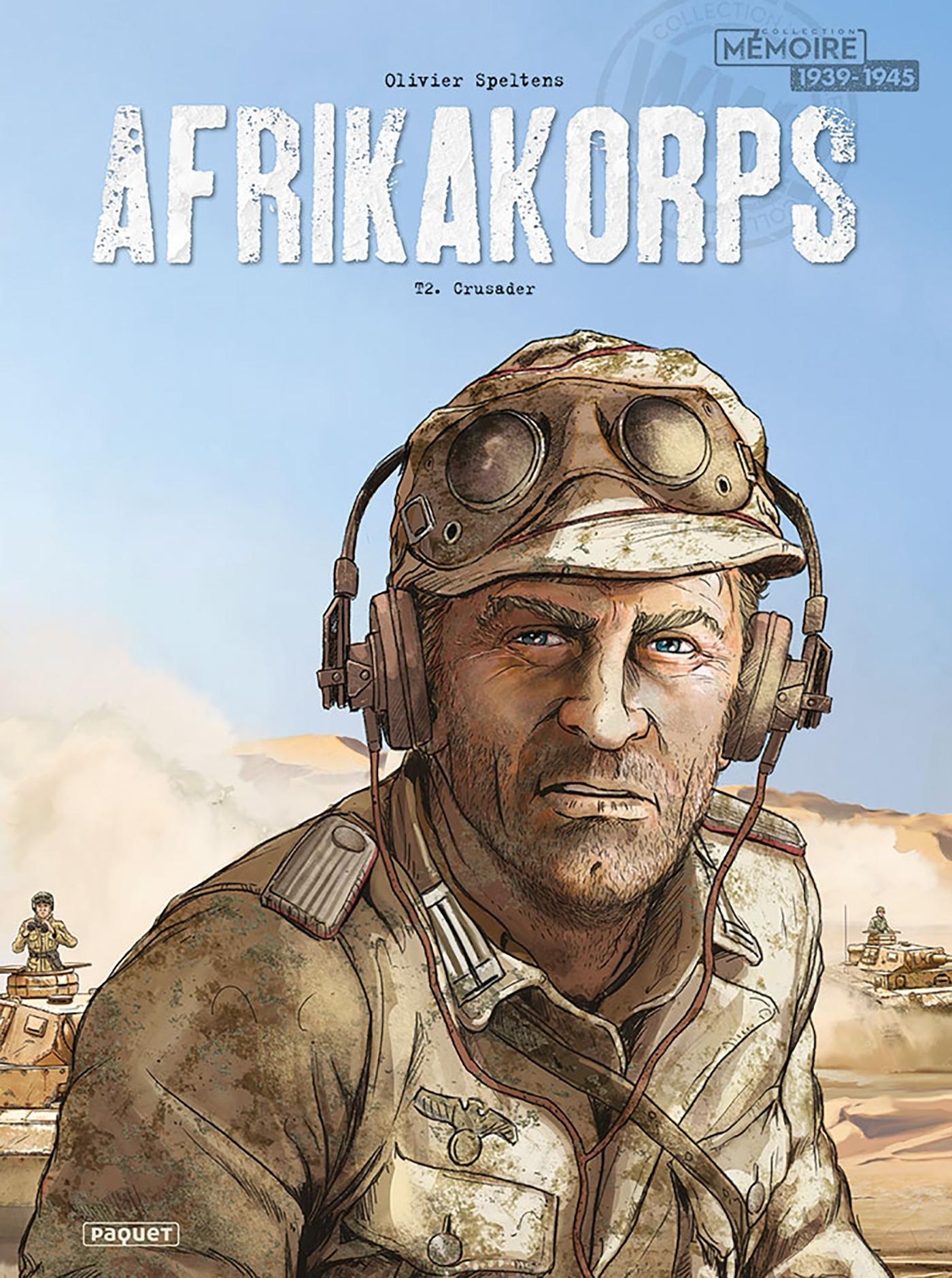 AFRIKA KORPS T2 - CRUSADER