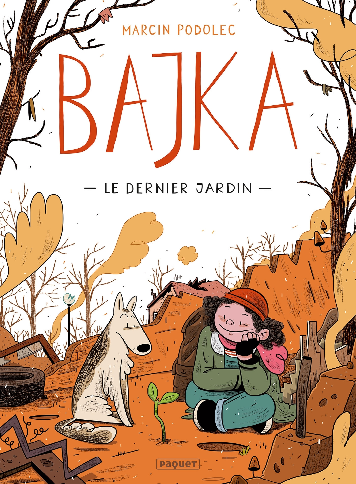 BAJKA T1 - LE DERNIER JARDIN