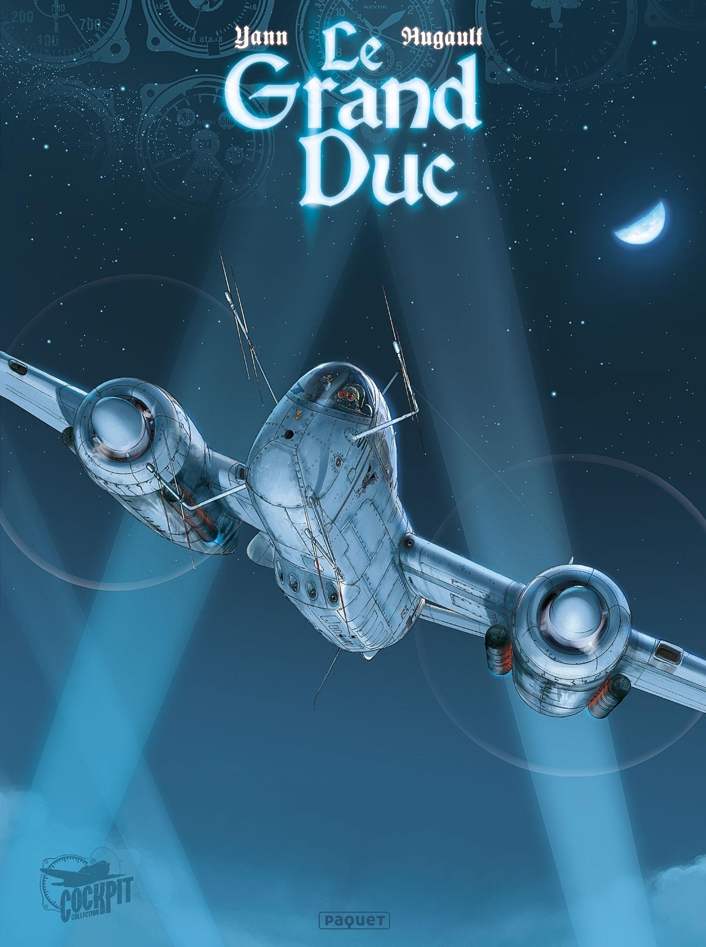 GRAND DUC (LE) - LE GRAND DUC - INTEGRALE 15 ANS