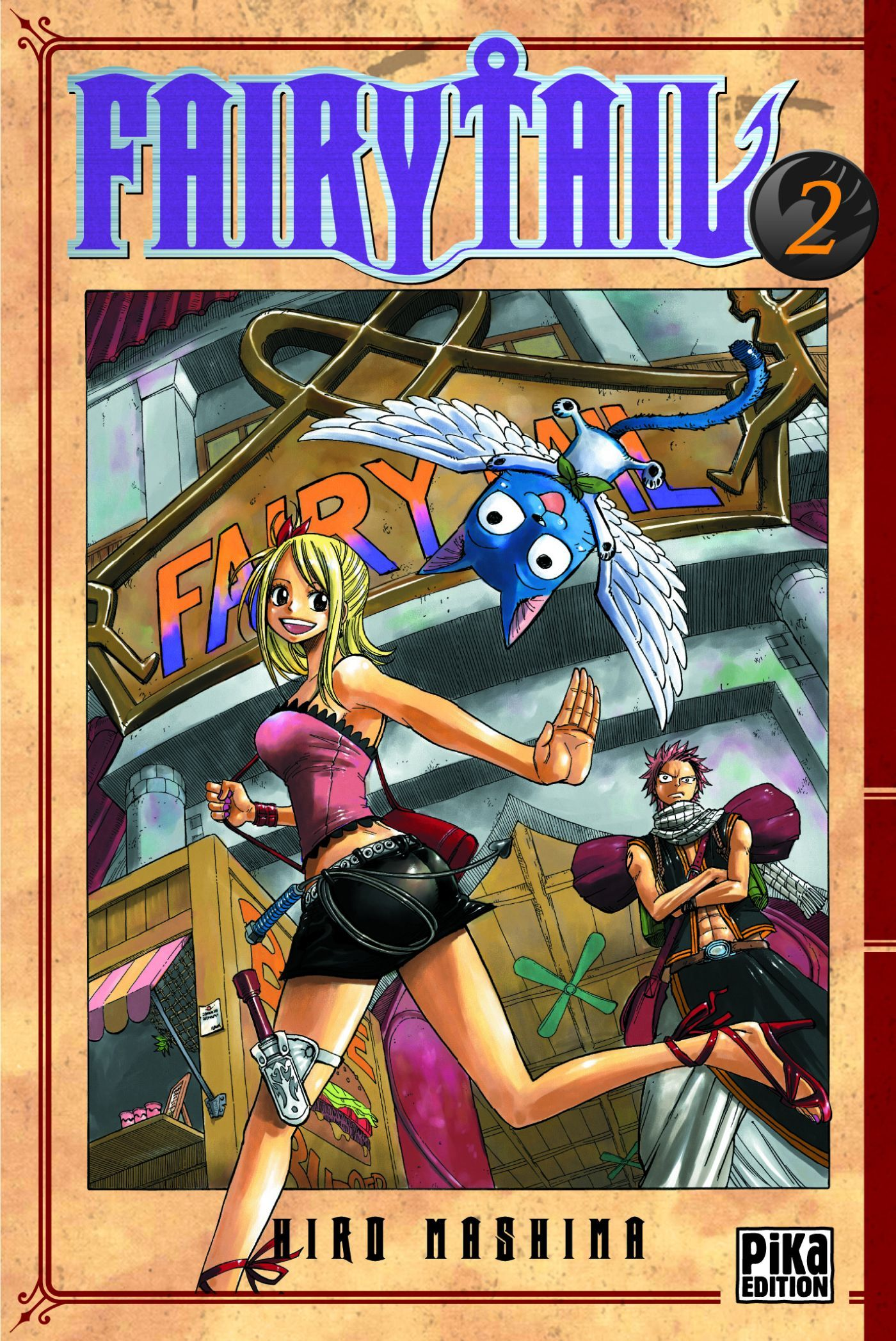 FAIRY TAIL T02