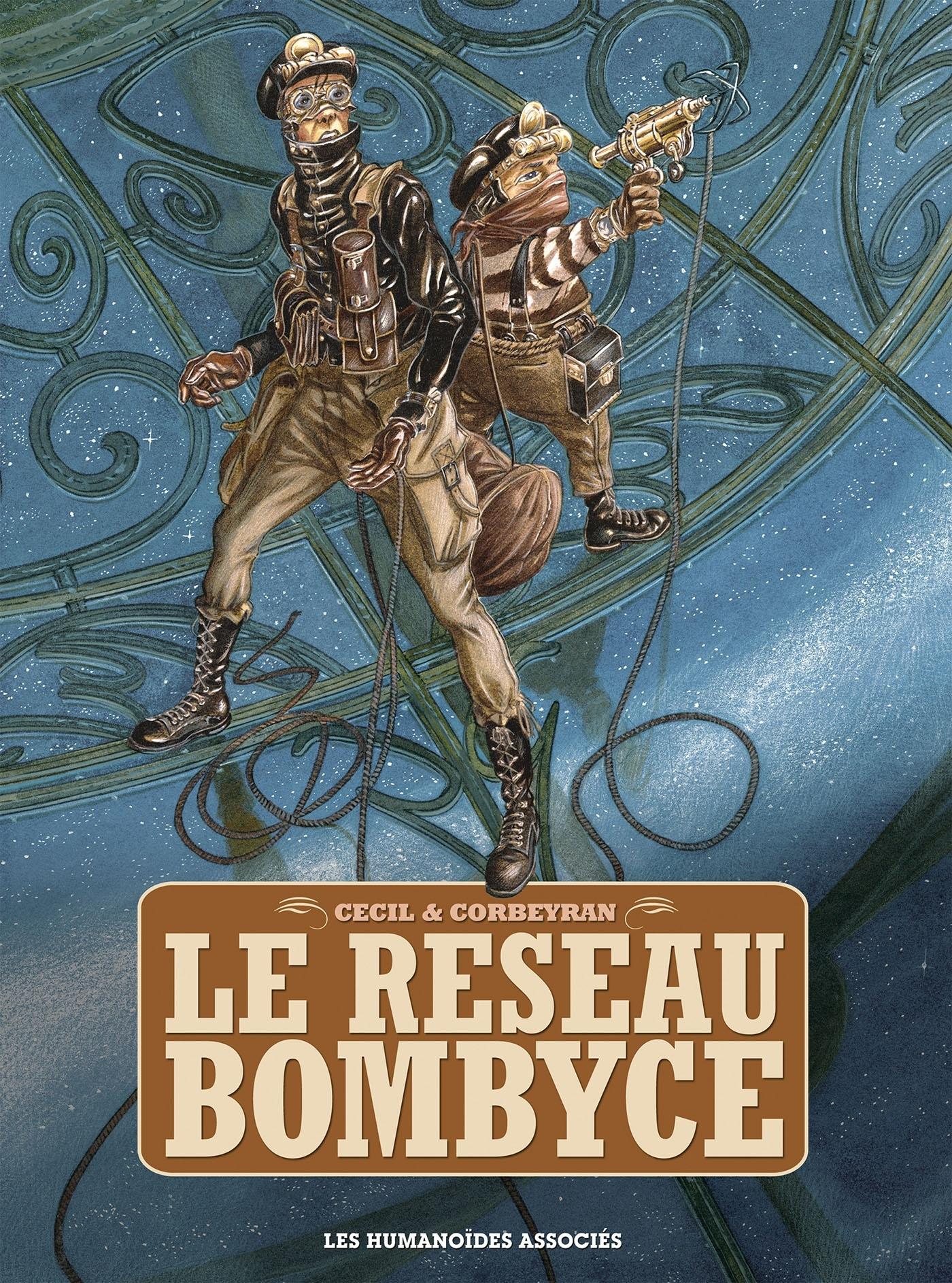 LE RESEAU BOMBYCE - INTEGRALE PETIT FORMAT