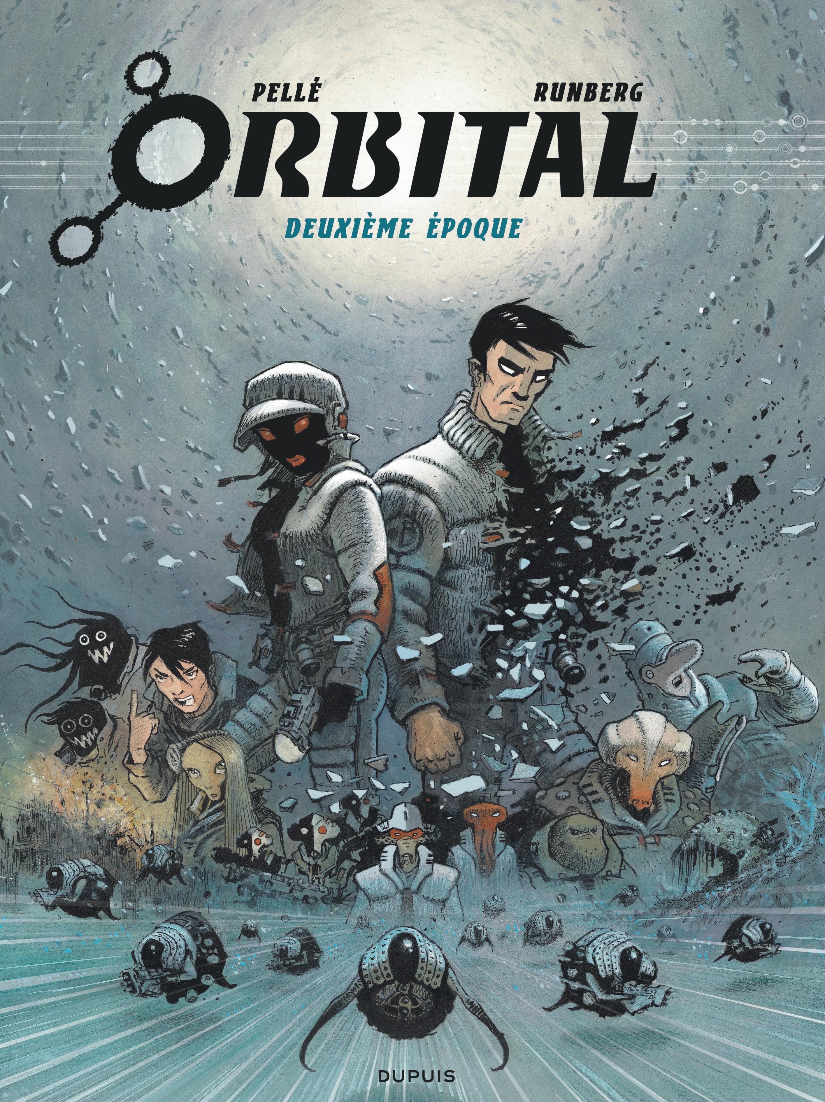 ORBITAL - L'INTEGRALE - TOME 2 - DEUXIEME EPOQUE