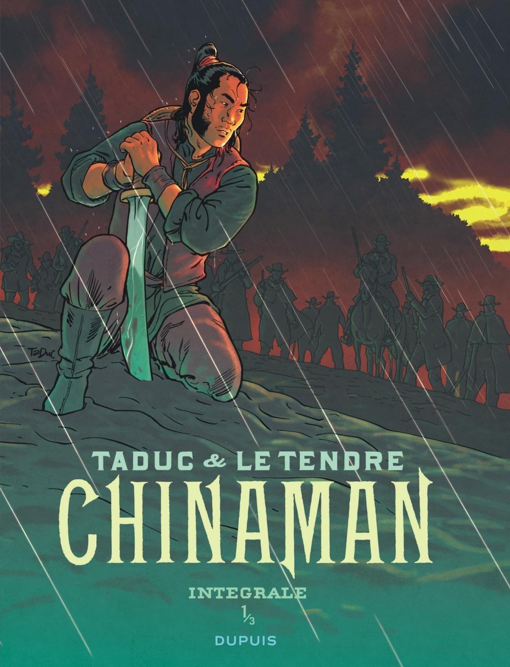 CHINAMAN - L'INTEGRALE - TOME 1 / NOUVELLE EDITION