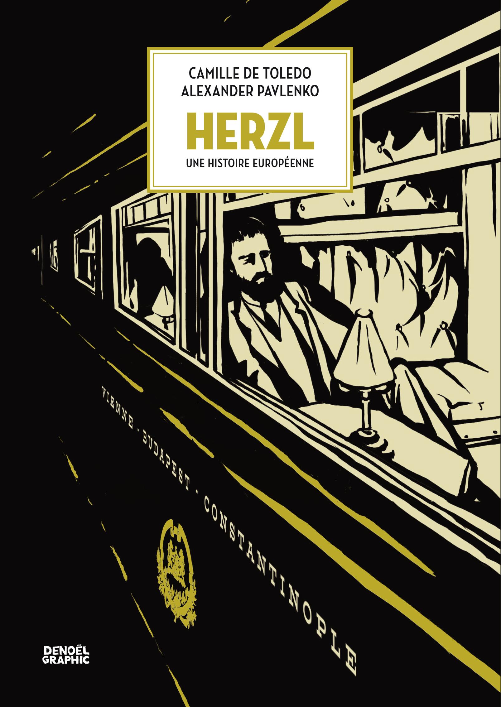 HERZL - UNE HISTOIRE EUROPEENNE