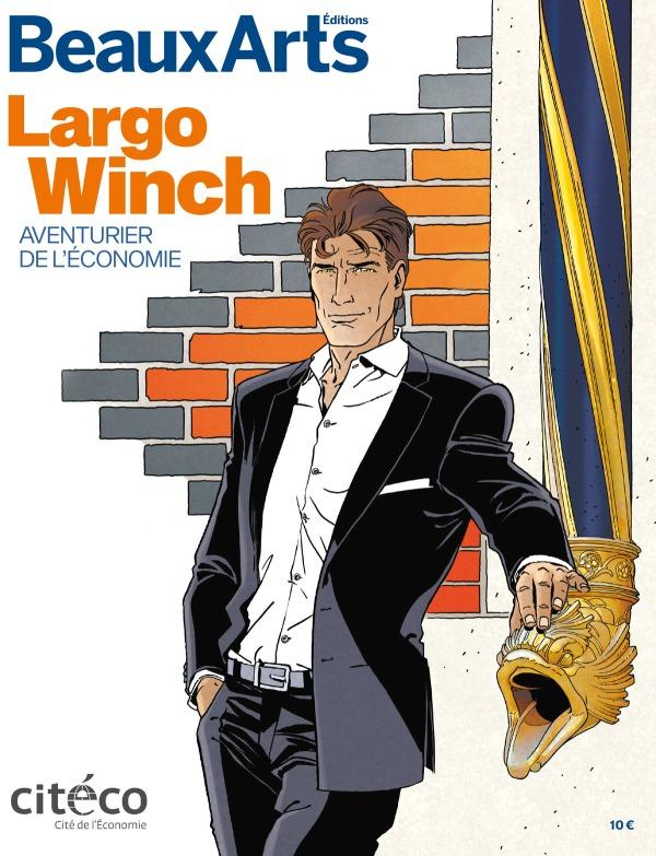 LARGO WINCH:AVENTURIER DE L'ECONOMIE - A CITECO
