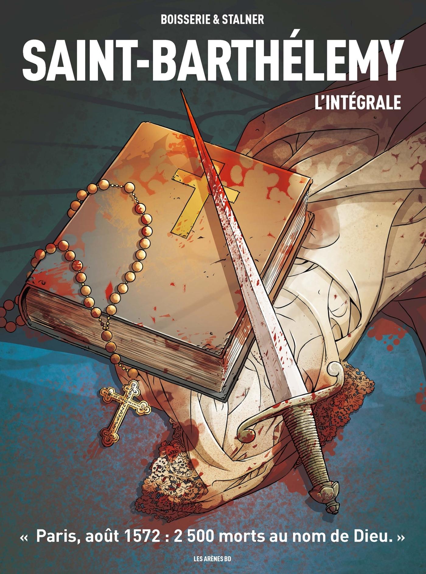SAINT-BARTHELEMY - L'INTEGRALE