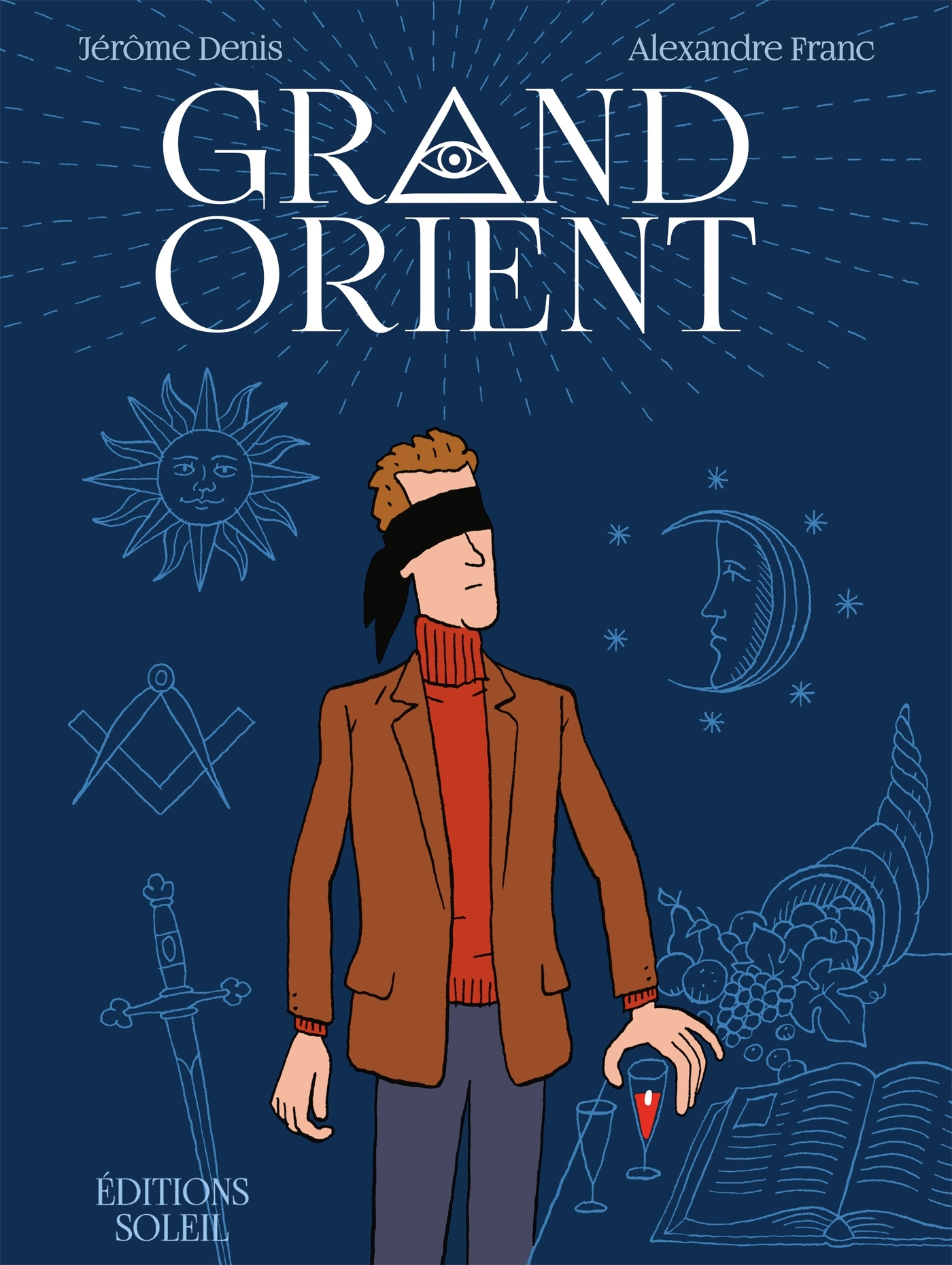GRAND ORIENT - ONE-SHOT - GRAND ORIENT