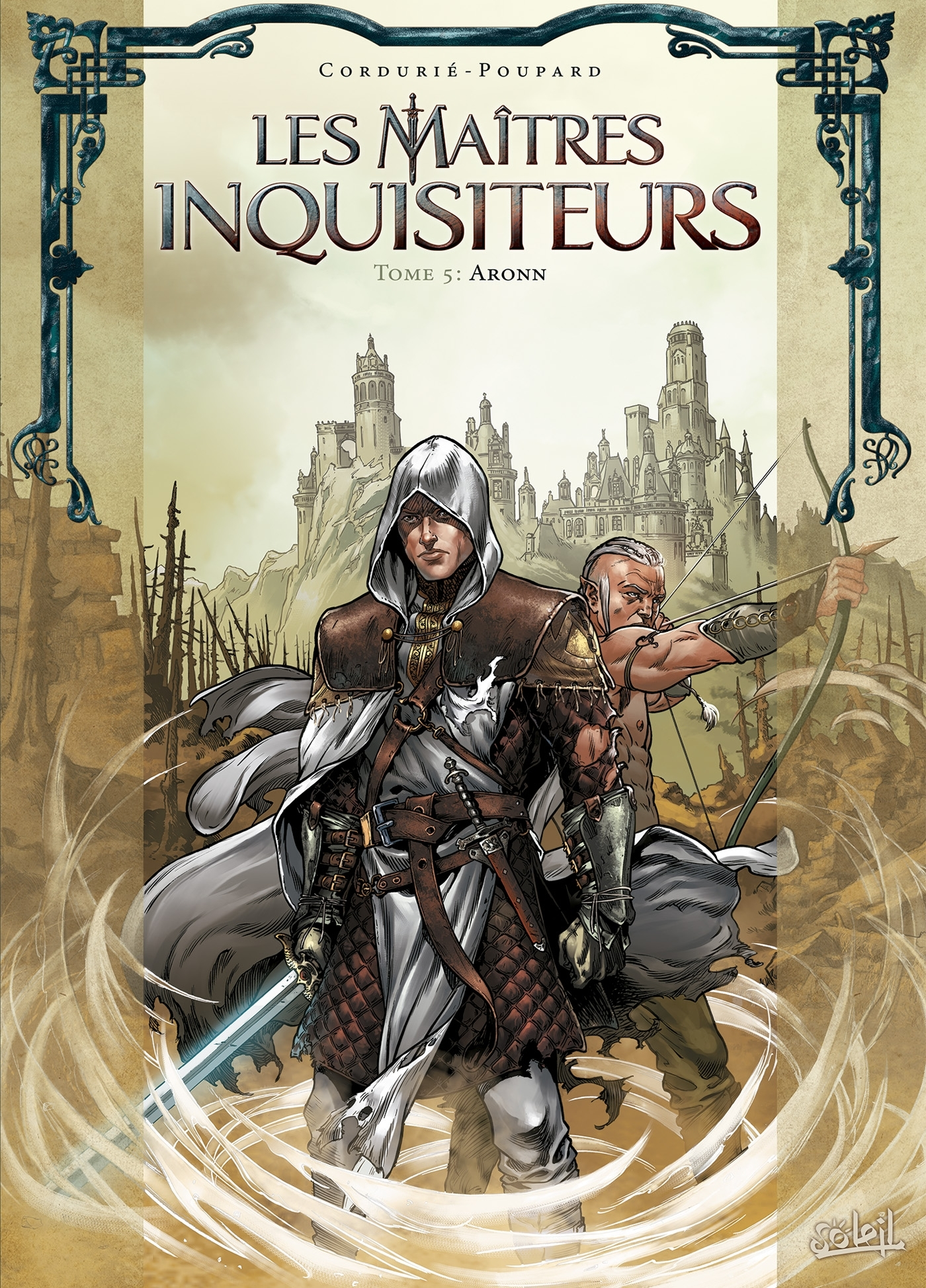 LES MAITRES INQUISITEURS T05 - ARONN