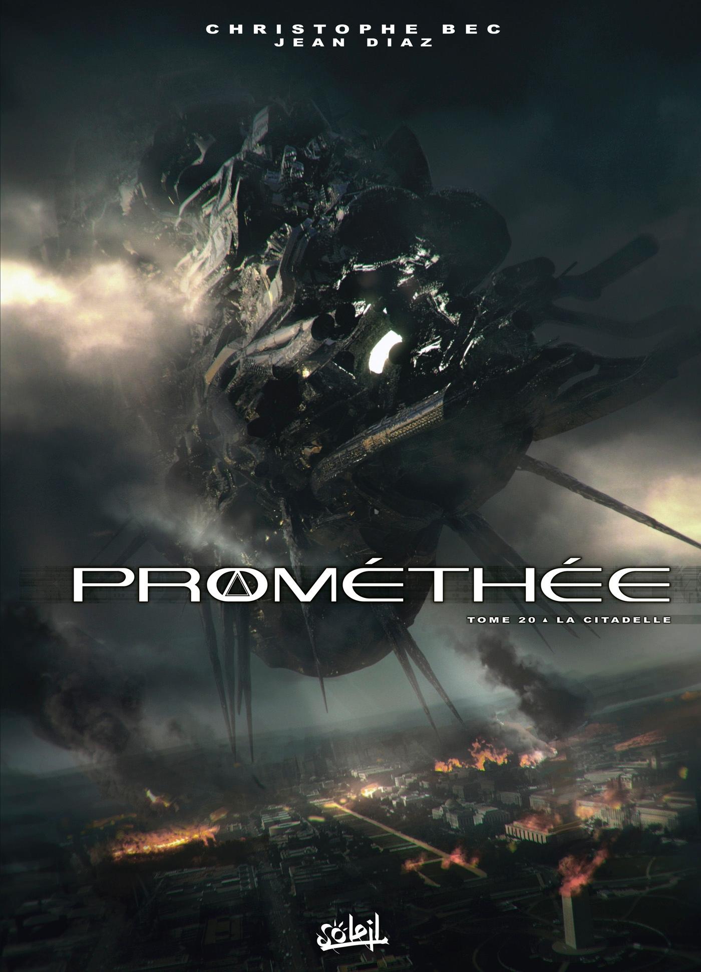 PROMETHEE T20 - LA CITADELLE