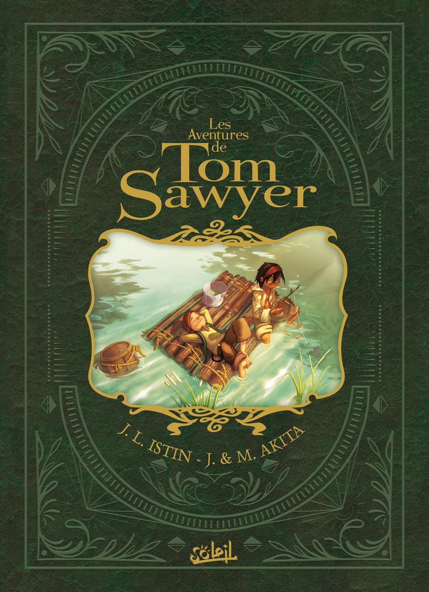 AVENTURES DE TOM SAWYER INTEGRALE - T01 A T04