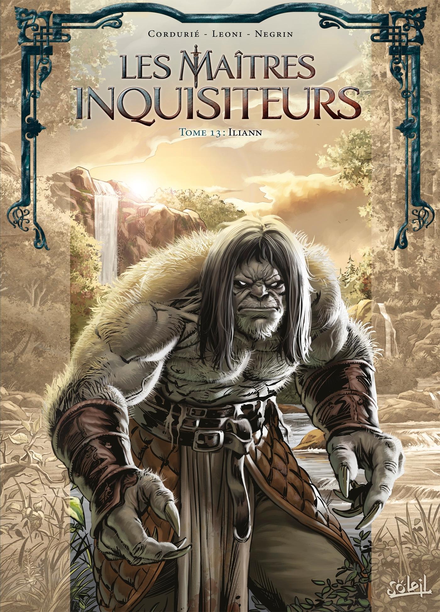 LES MAITRES INQUISITEURS - T13 - LES MAITRES INQUISITEURS 13 - ILIANN