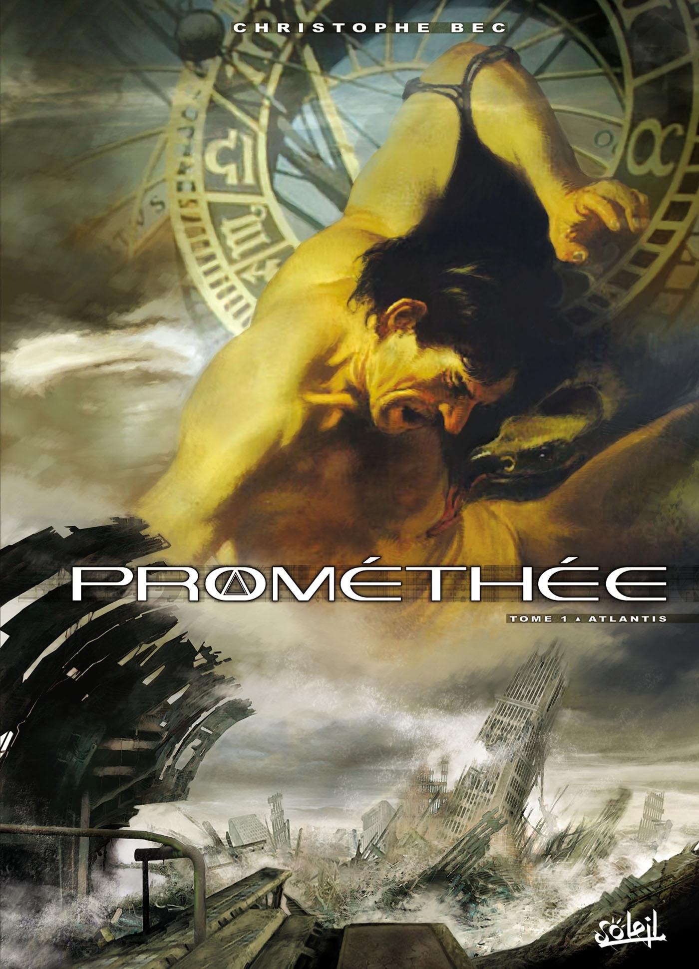 PROMETHEE T01 - ATLANTIS