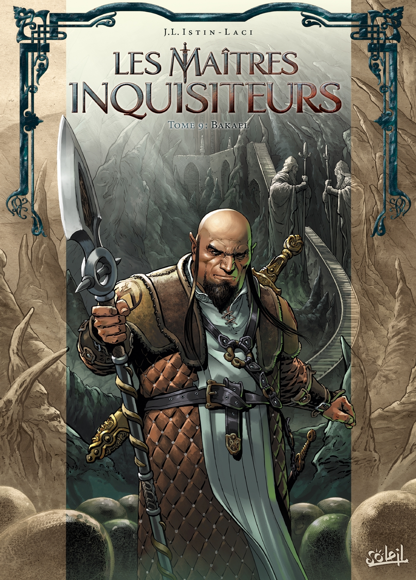 LES MAITRES INQUISITEURS T09 - BAKAEL