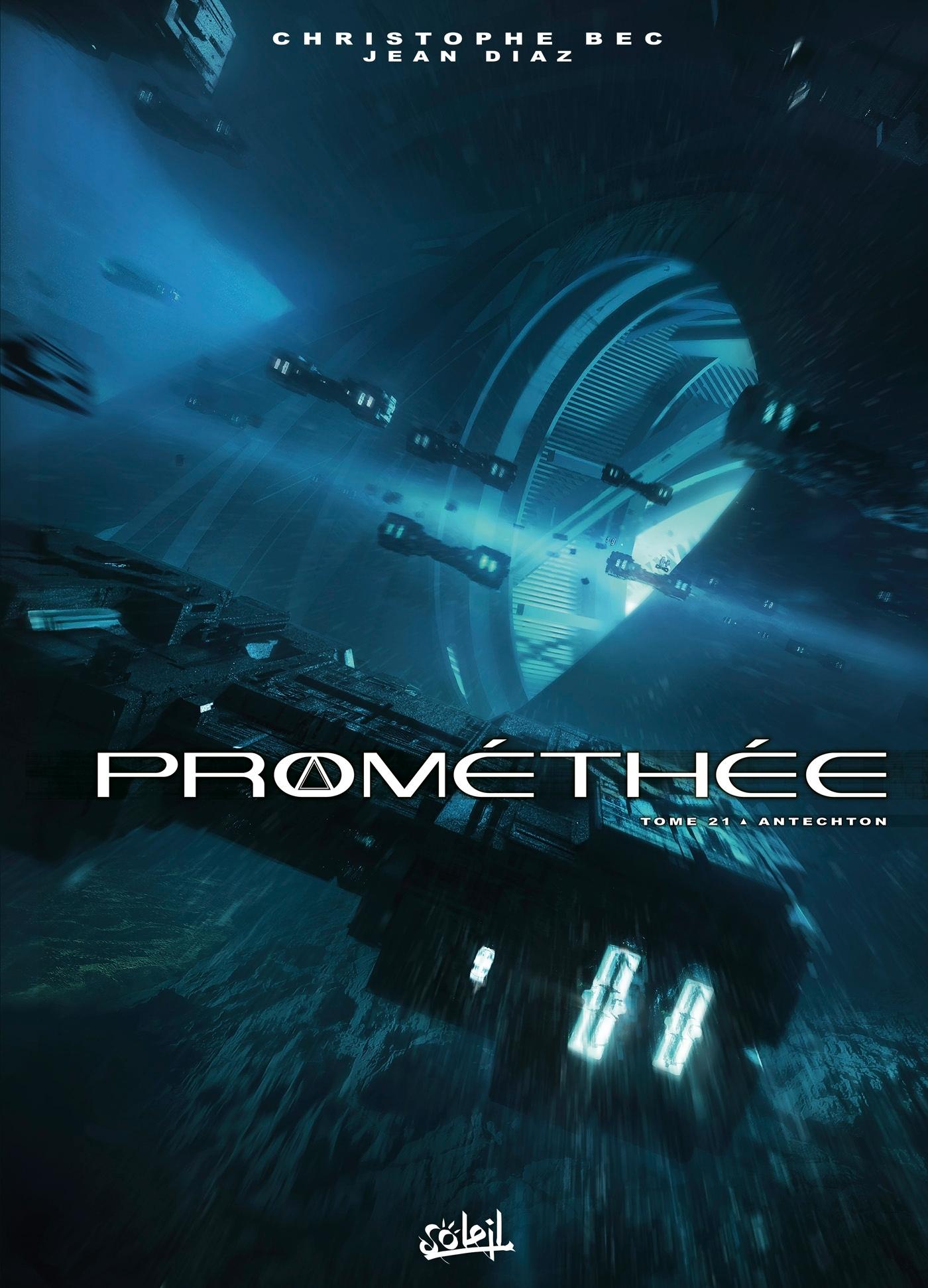 PROMETHEE T21 - ANTECHTON