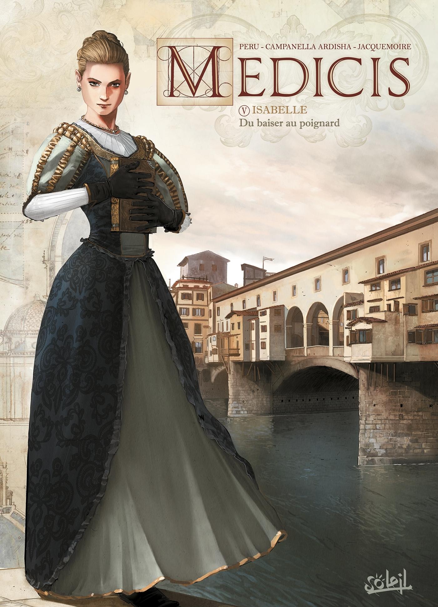 MEDICIS T05 - ISABELLE - DU BAISER AU POIGNARD