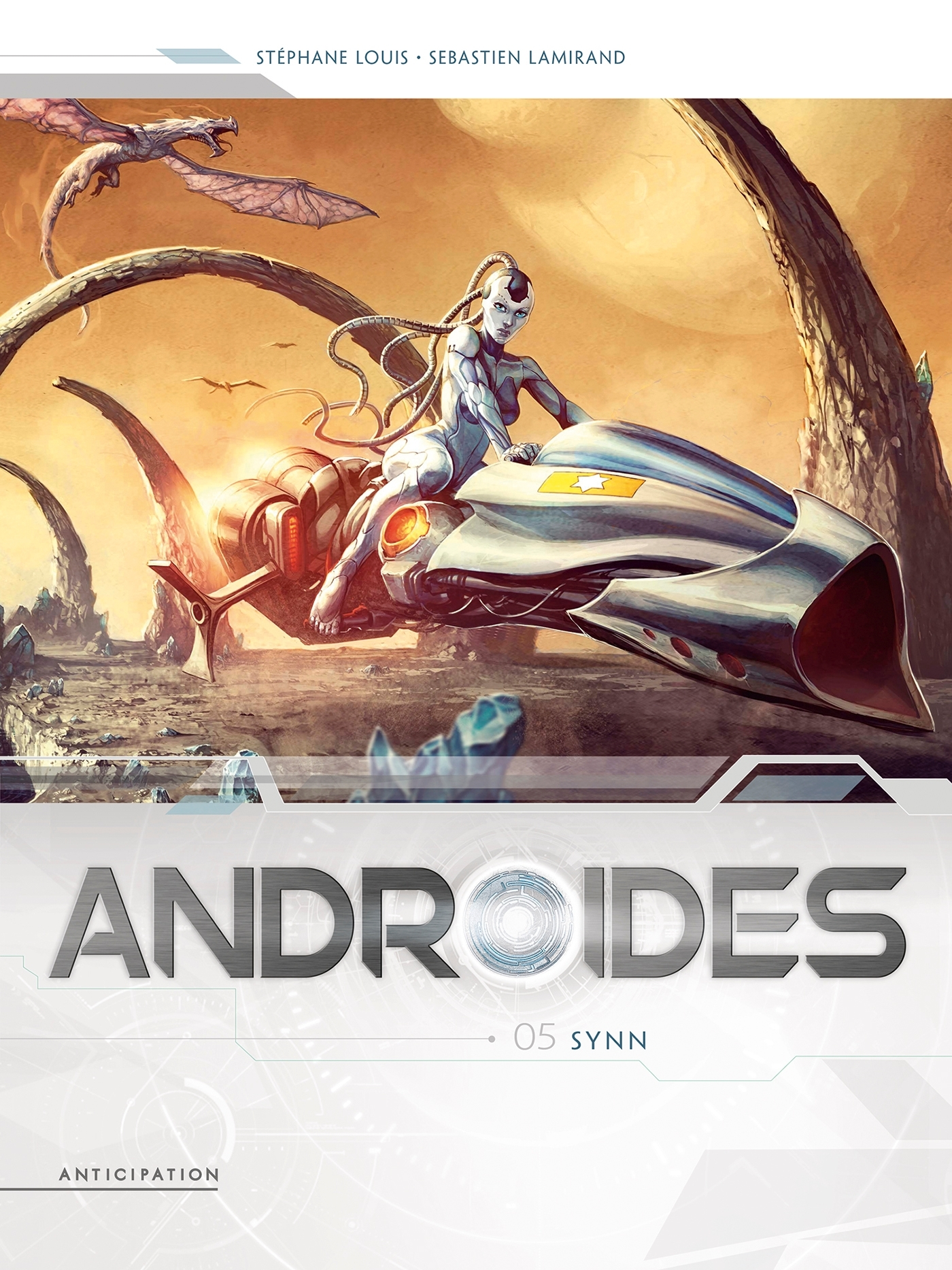ANDROIDES T05 - SYNN - T5