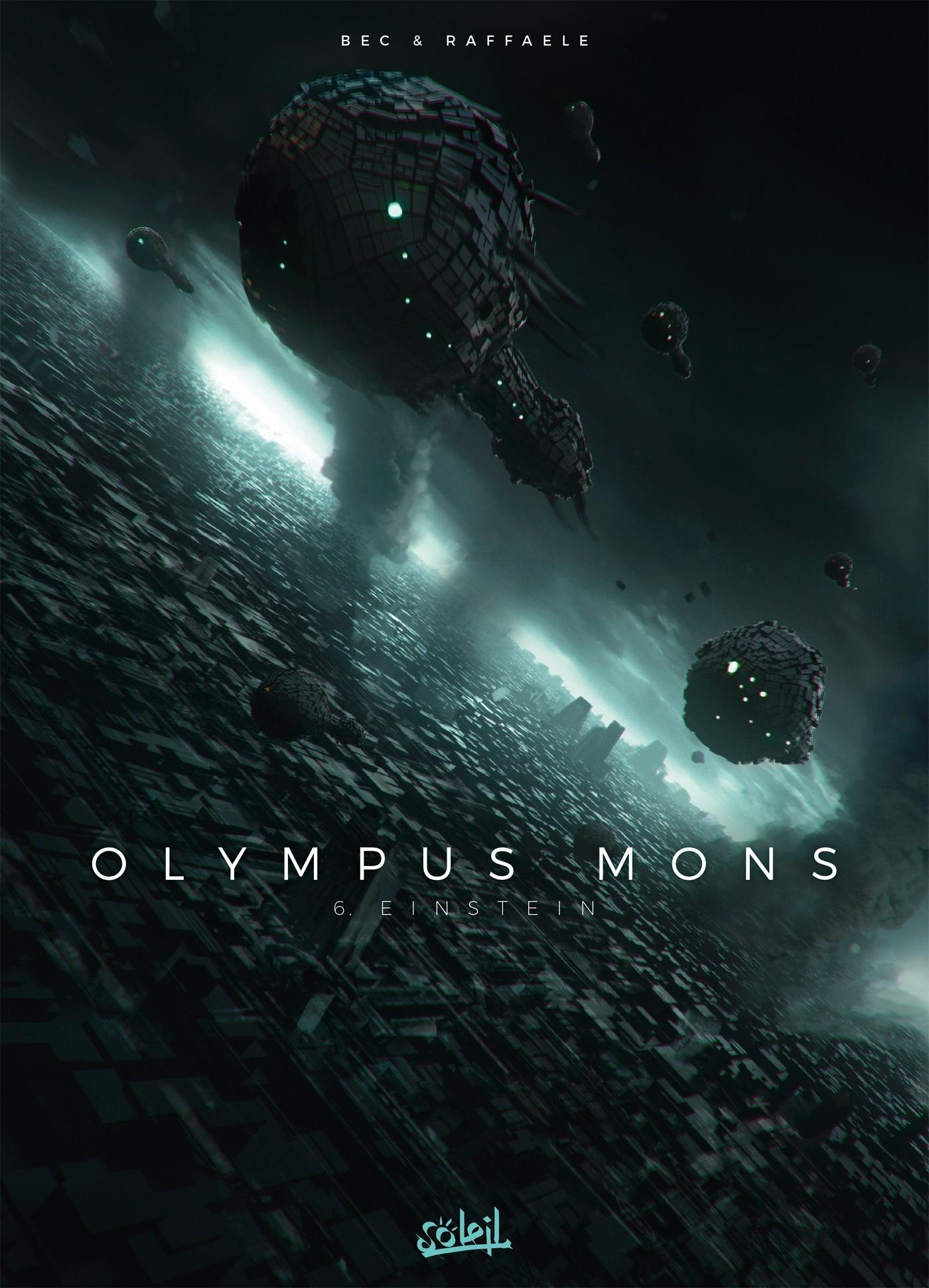 OLYMPUS MONS - T06 - OLYMPUS MONS 06 - EINSTEIN