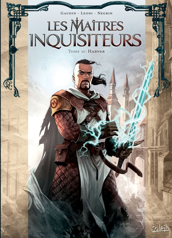 MAITRES INQUISITEURS T10 - HABNER - LES MAITRES INQUISITEURS
