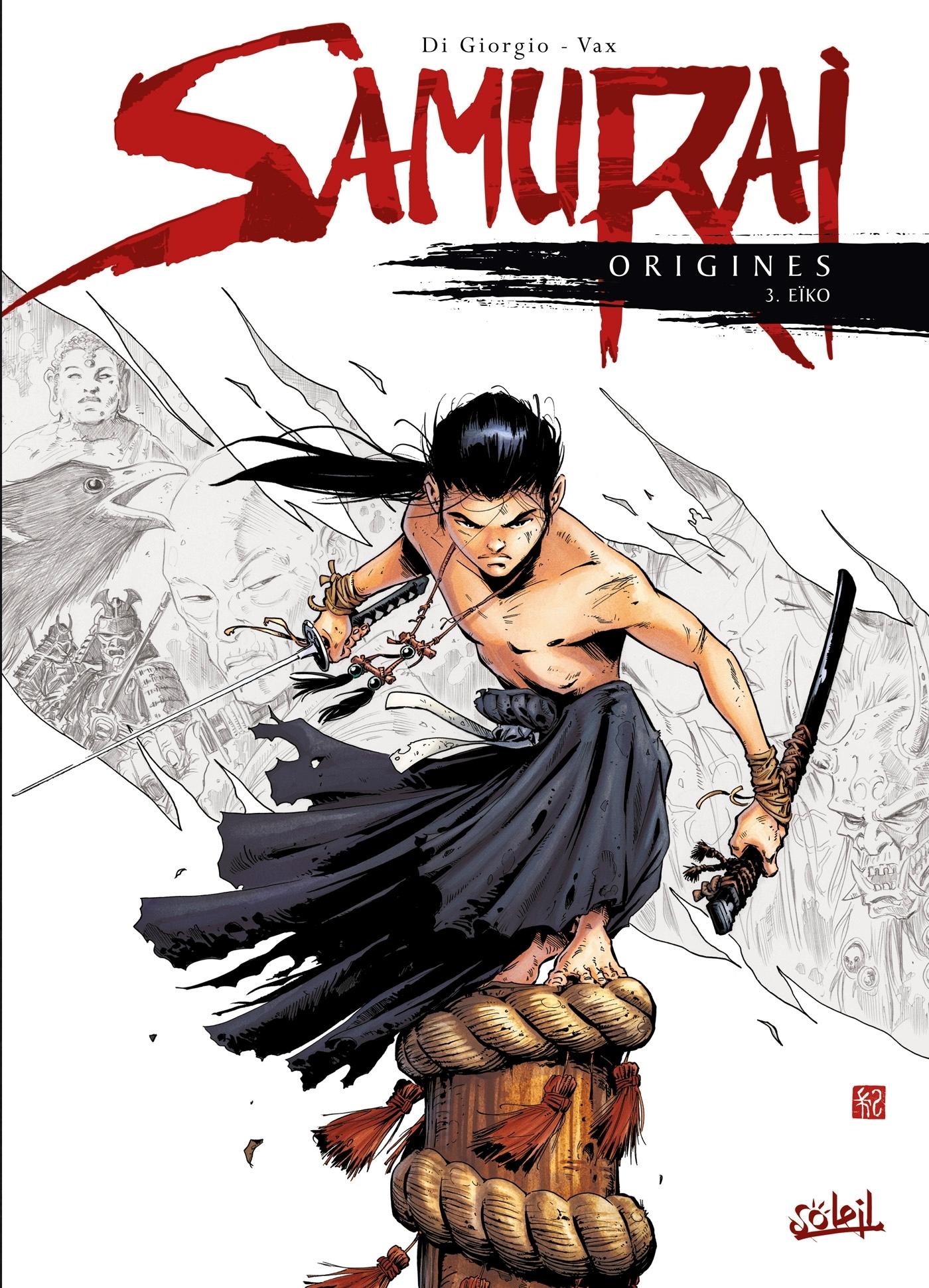 SAMURAI ORIGINES T03 - EIKO