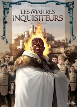 LES MAITRES INQUISITEURS T07